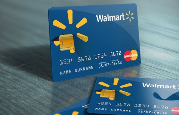 Walmart credit cards login
