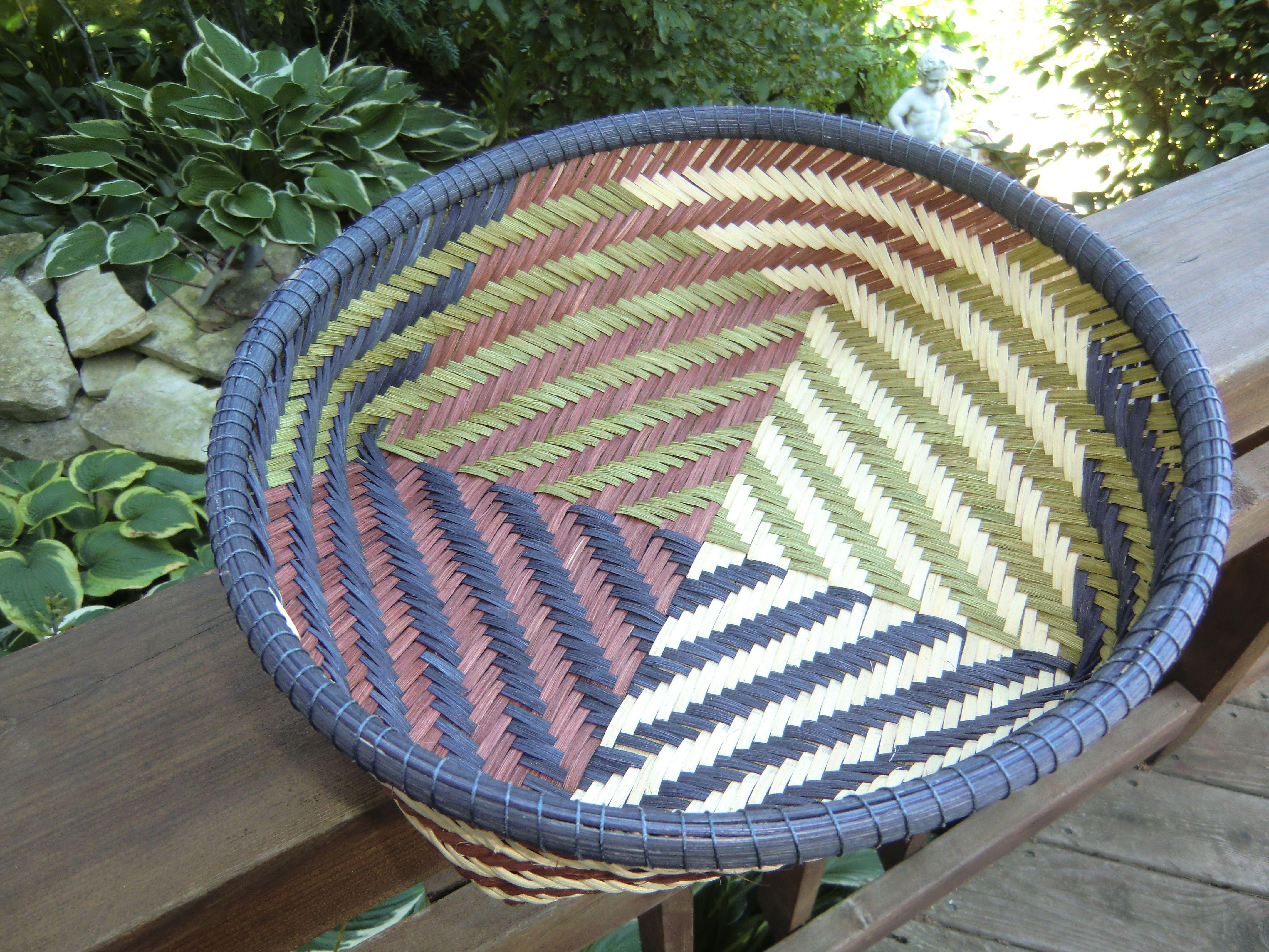 Basket Weaving Osi : Choctaw basket basketry native american cherokee