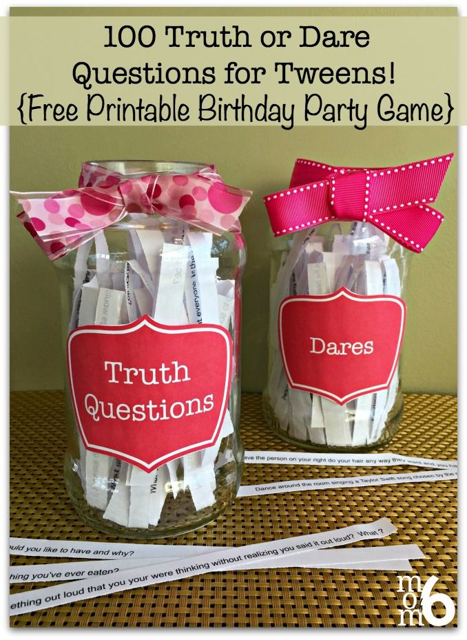 How to Plan a Party (for Tweens)