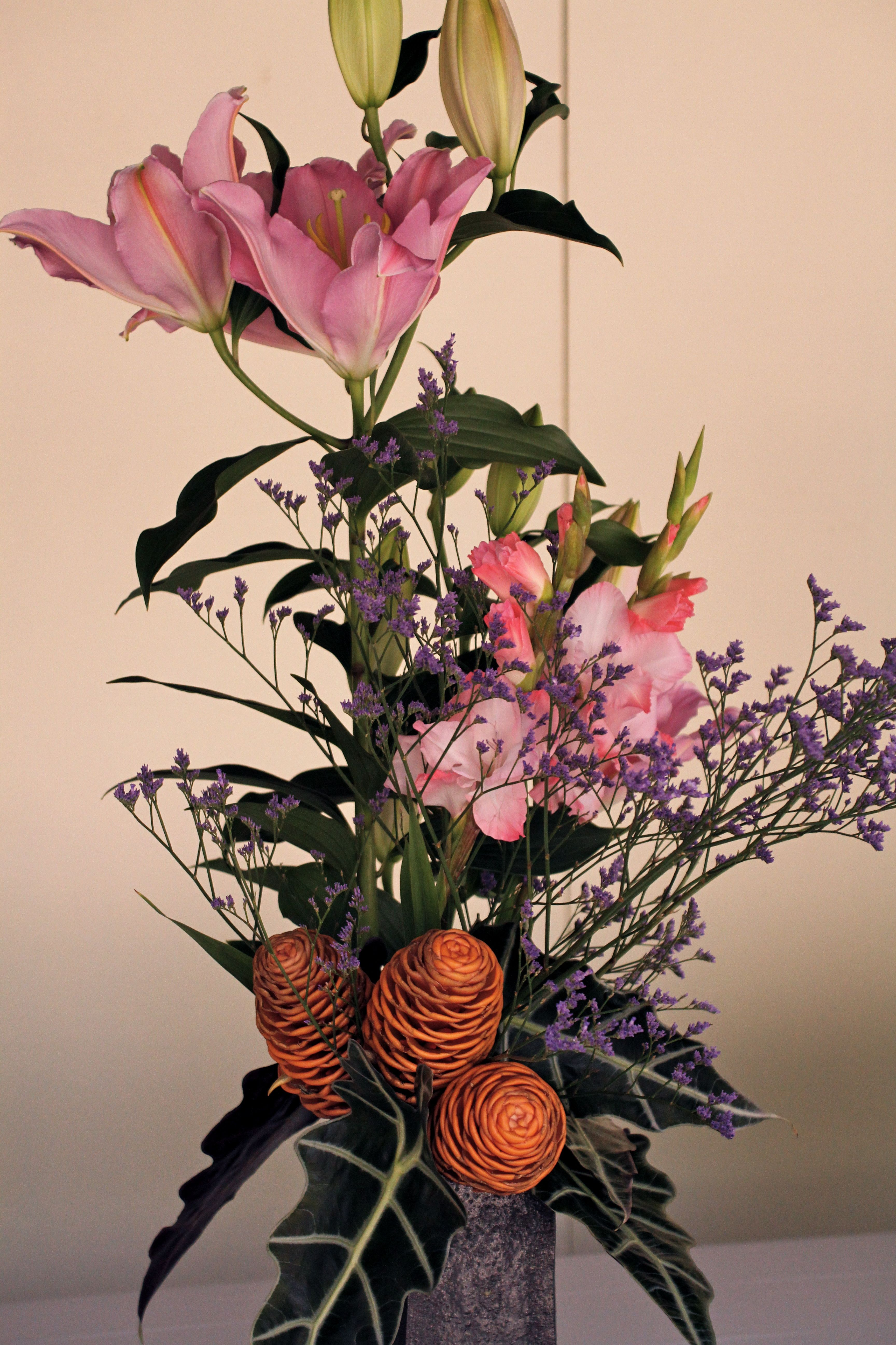 Japanese Flower Arrangement mmm