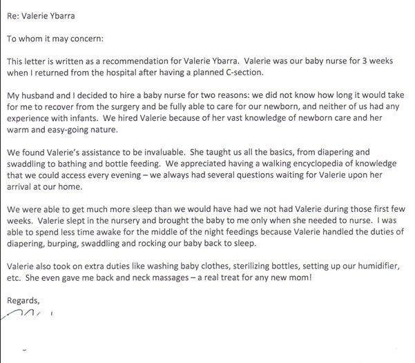 babysitter resume sample template learnhowtoloseweightnet