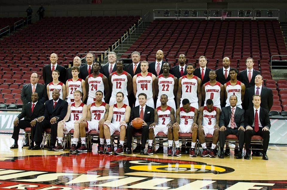 2013-2014 Basketball Team | * Louisville Cardinals ...