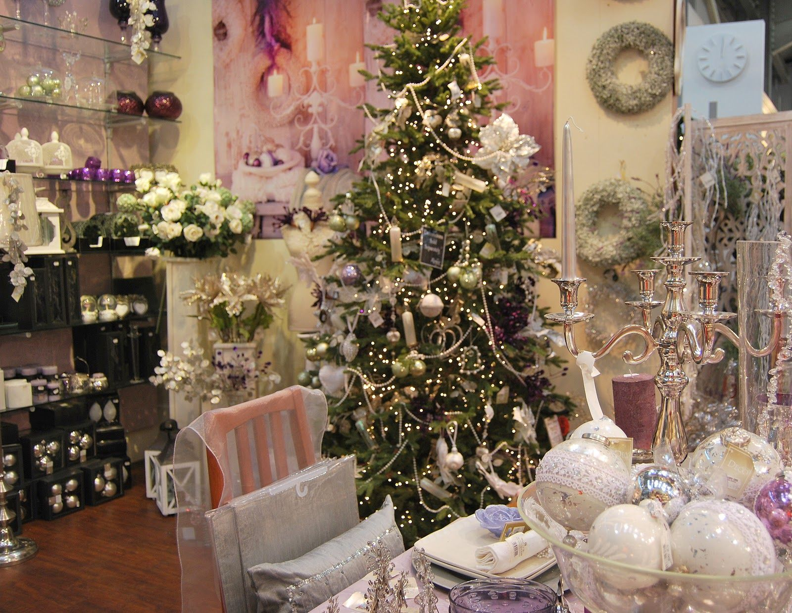 Shabby chic christmas holidays pinterest for Shabby chic christmas