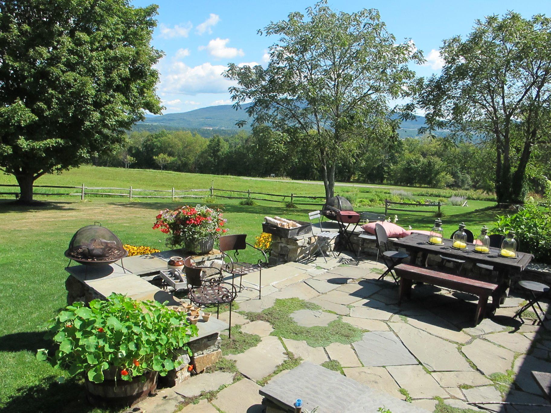 Back patio   Mountain View Farm   Pinterest