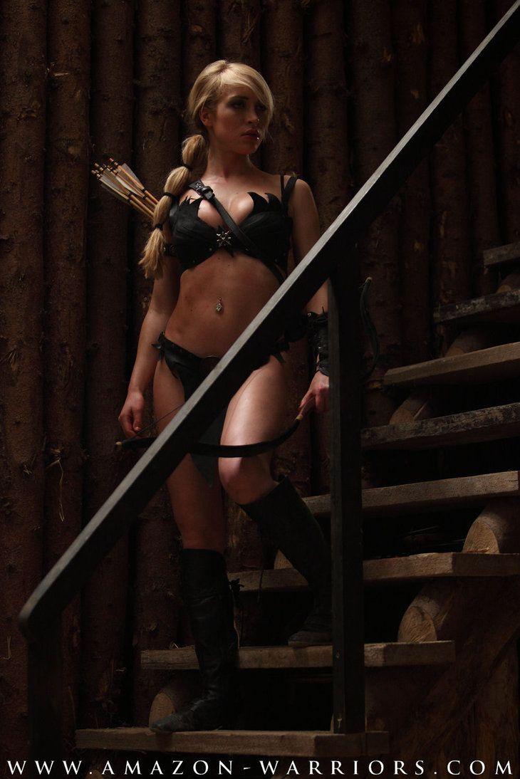 Amazon jaguar female nude naked image