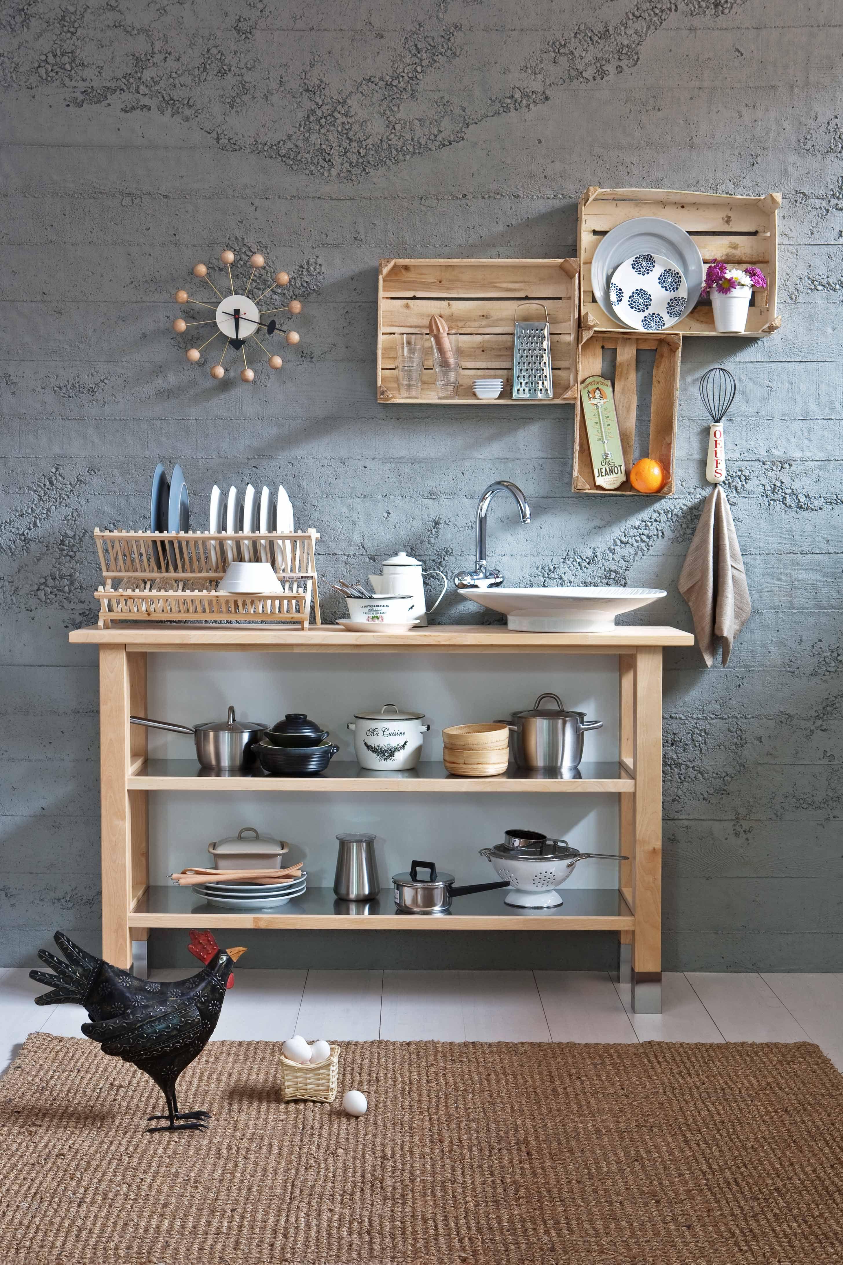 Top kitchenette ikea interiors houses furniture pinterest - Kitchenette pour studio ikea ...