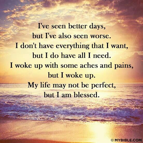 I Am Blessed Quotes And Sayings We are blessed | Quota...