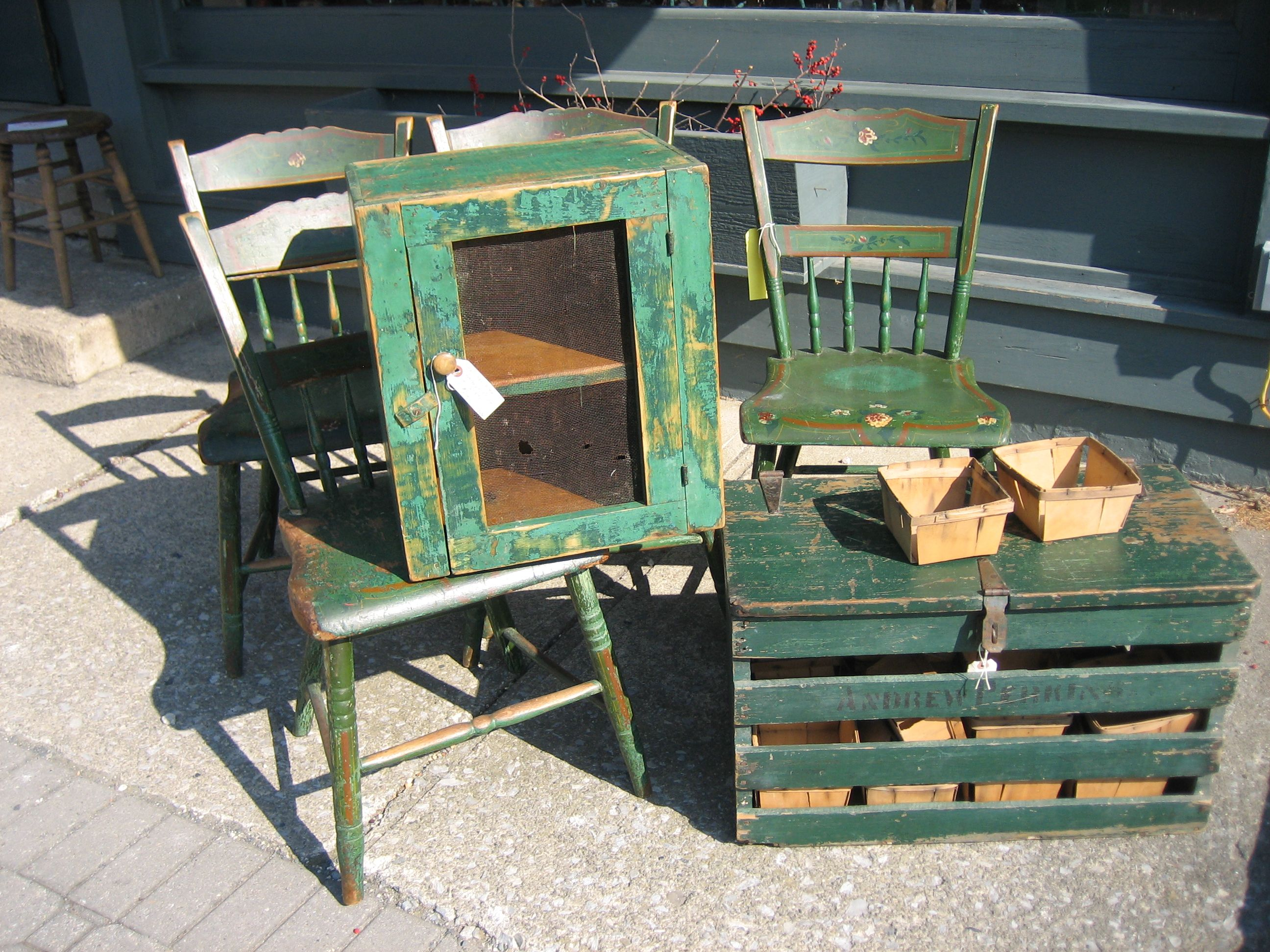 Green Painted Furniture Interesting Of Green Painted Furniture | Home Sweet Home | Pinterest Image