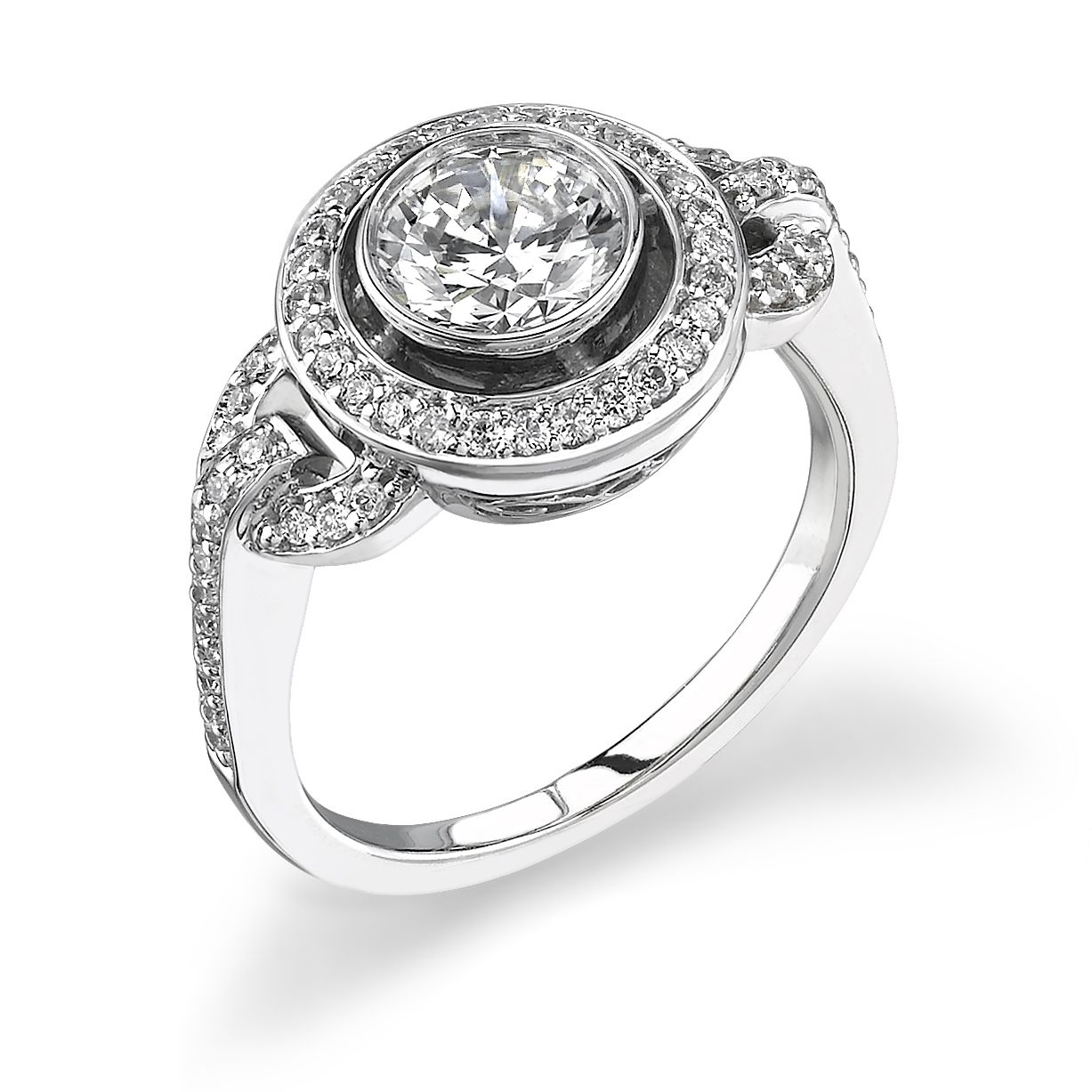 elma gil engagement ring engagement rings pinterest