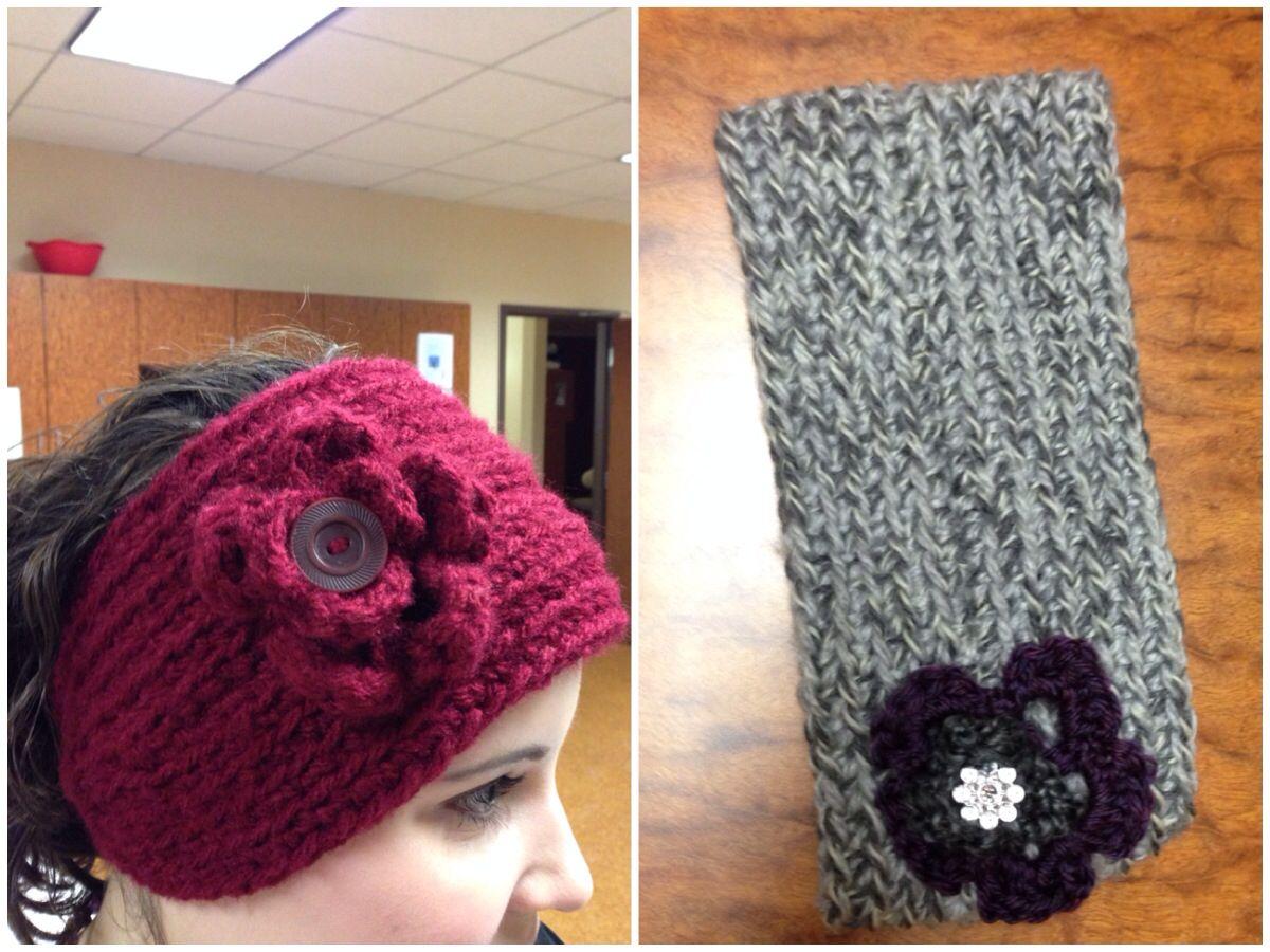 Free Crochet Patterns For Wide Headbands : Pin by Vanessa Brown on Crochet!!! Pinterest