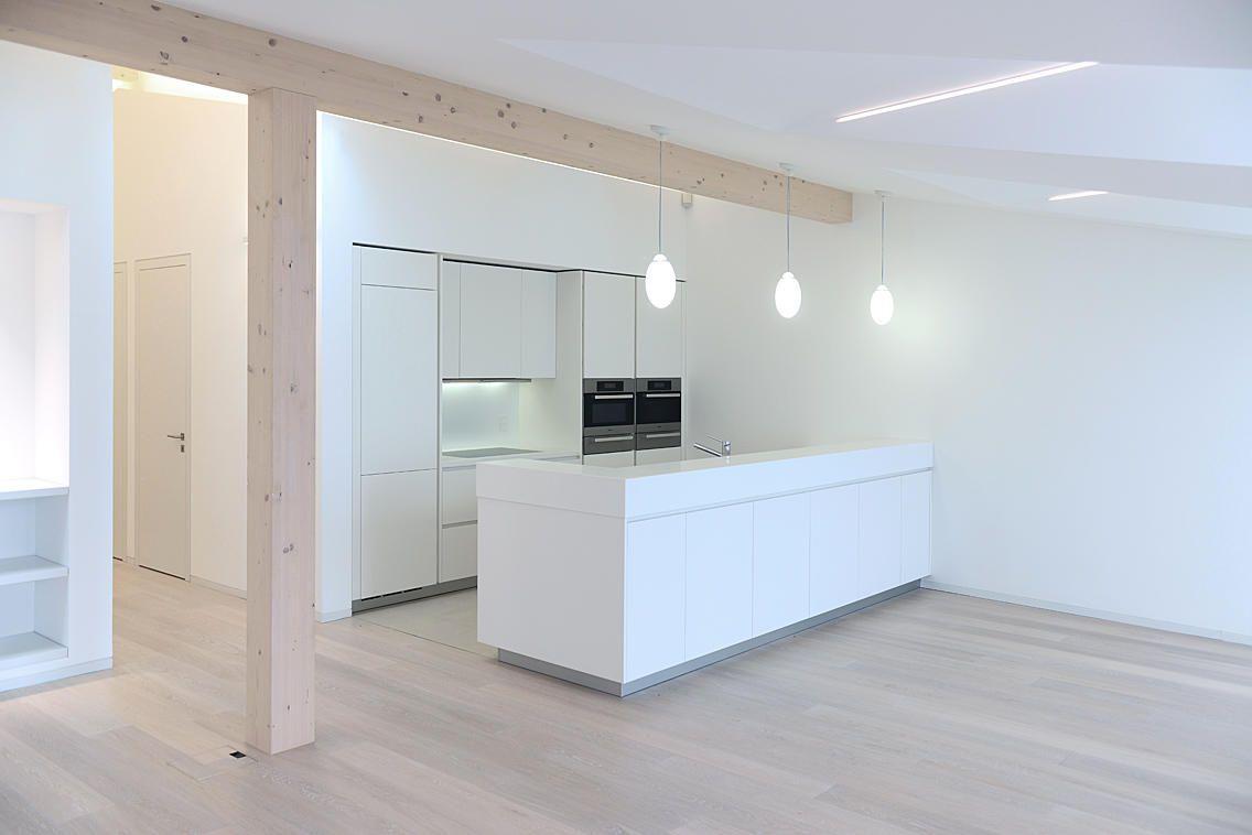 Arredamento Cucina A Vista. Trendy Di Recupero Mobili Su Cucina In ...