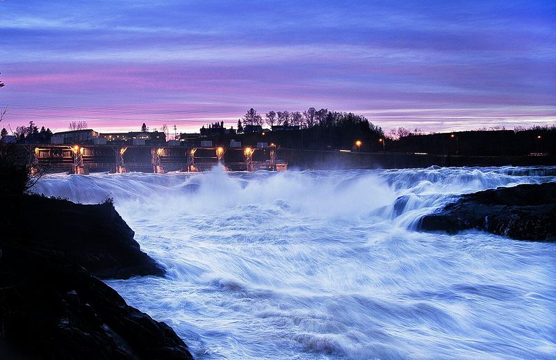 Grand Falls (NB) Canada  City new picture : Grand Falls, NB Canada | Travel Bug's Been Fed | Pinterest