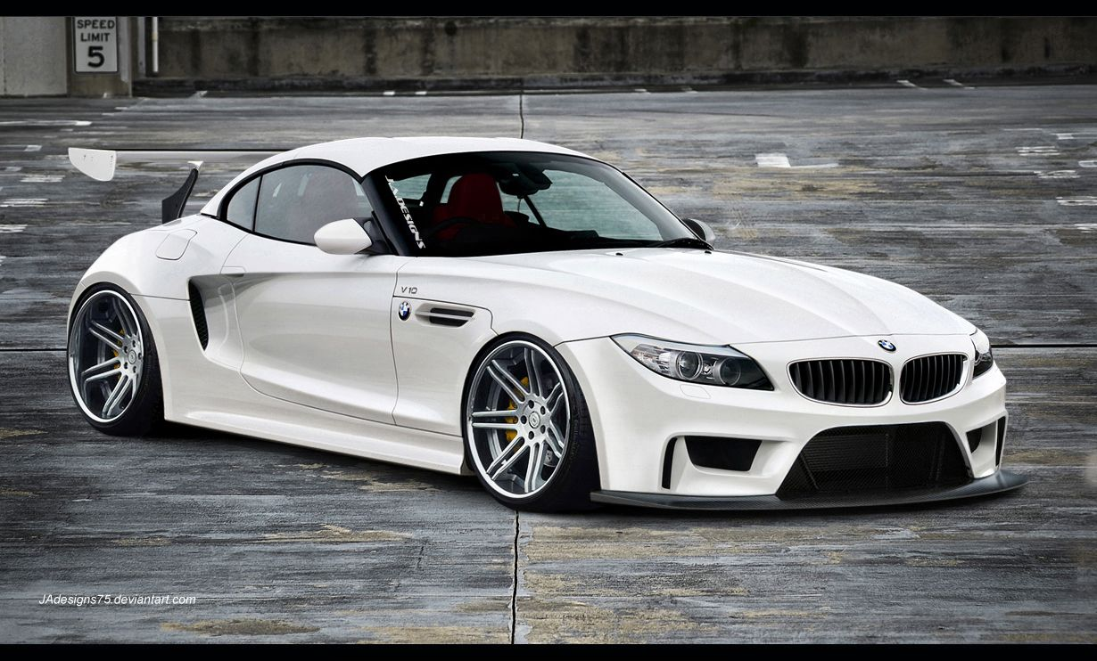 Custom Bmw Z4 Body Kits Bing Images