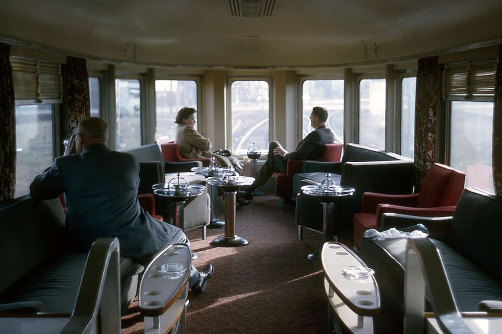 20th century limited trains pinterest for Interior design styles 20th century