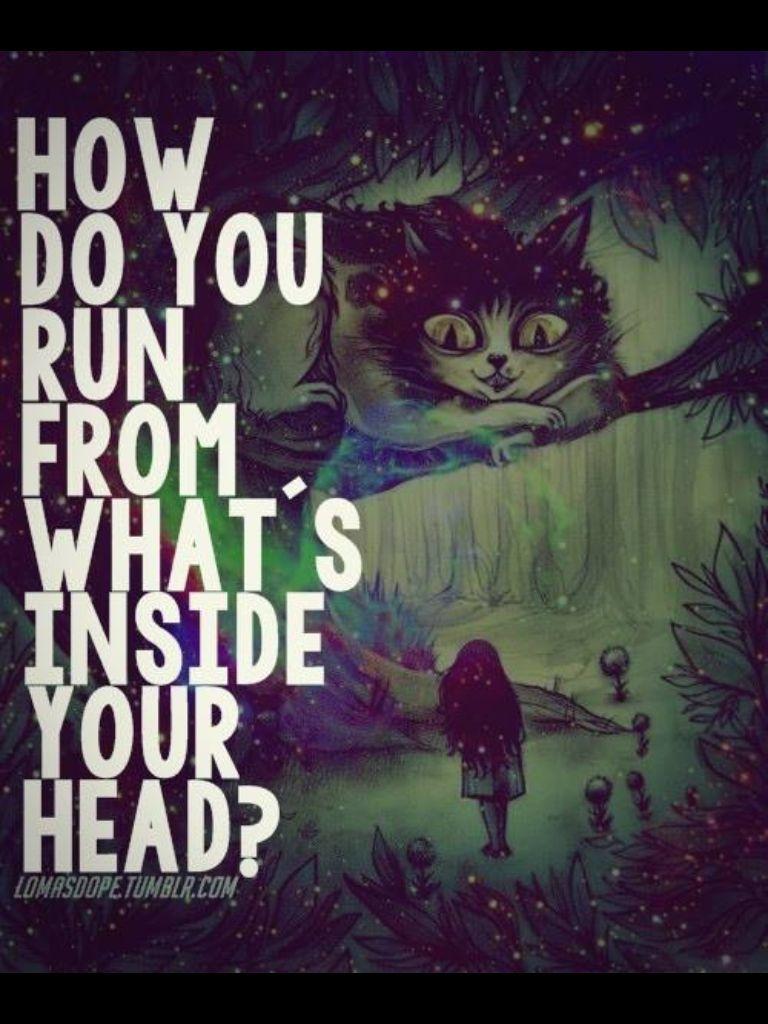 Dark Alice In Wonderland Quotes QuotesGram