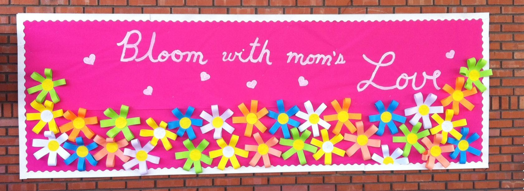 Mother S Day Classroom Decoration Ideas : Mother s day bulletin board school stuff pinterest