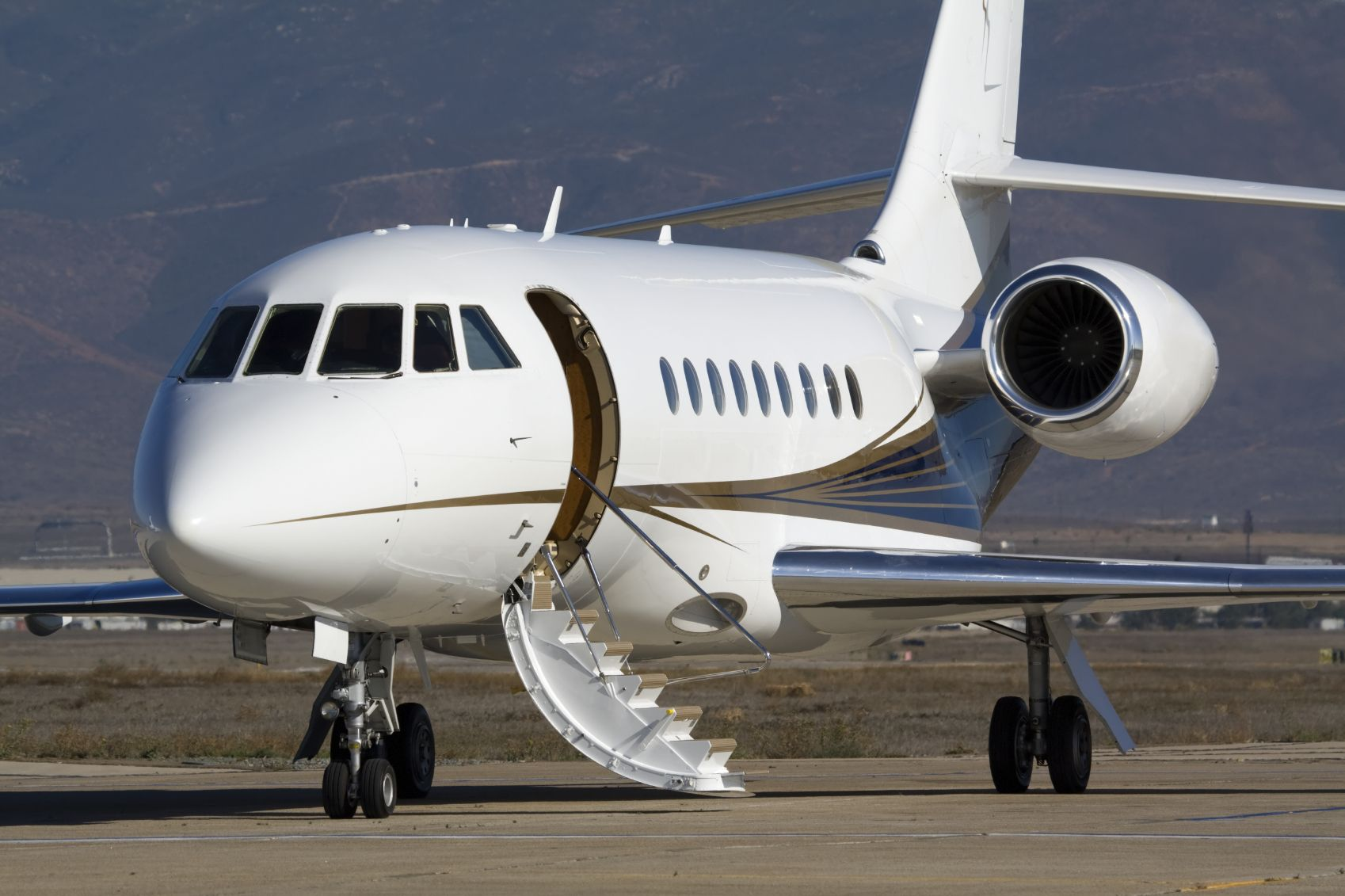 Somewhere a gulfstream jet is waiting for you to walk on board and ...