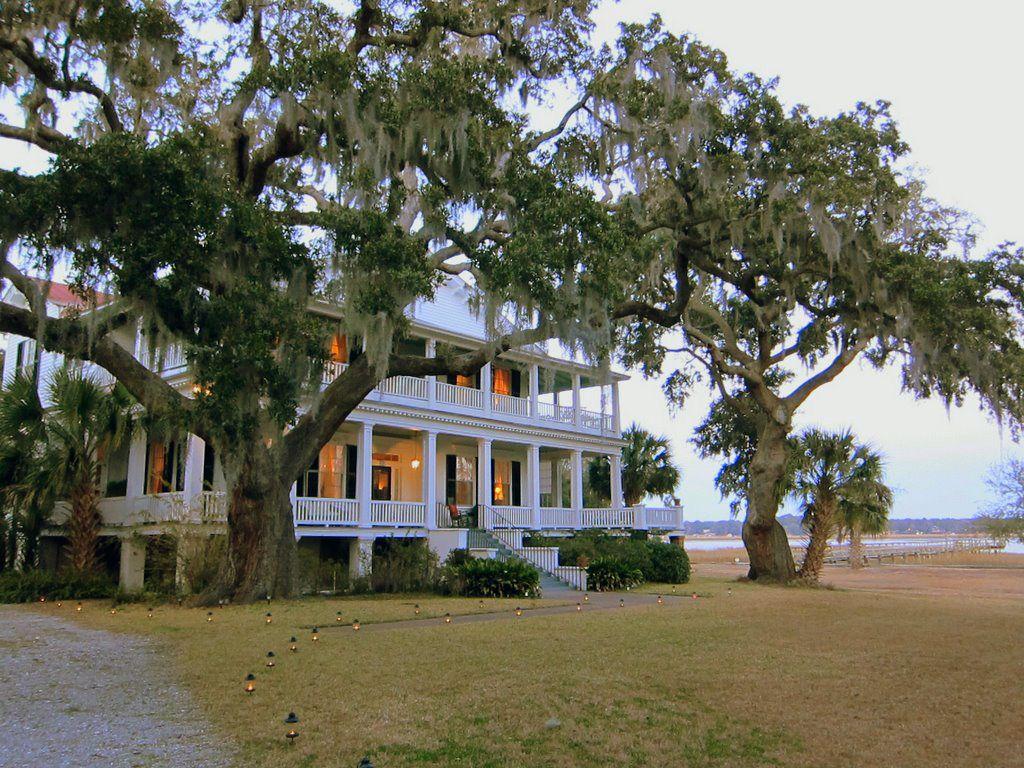 Tidalholm Beaufort South Carolina The Big House