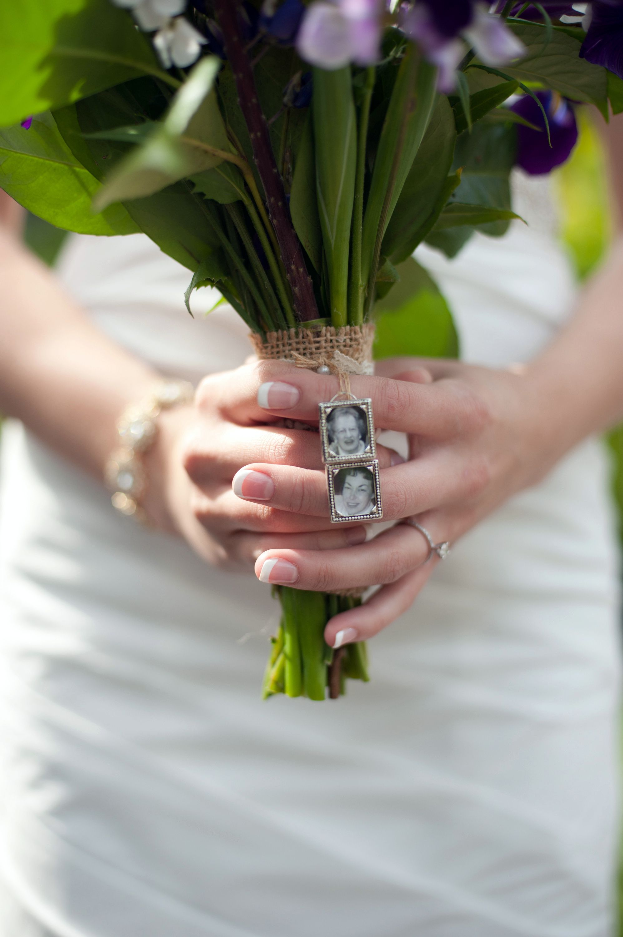 Charms for wedding bouquet. | Wedding! | Pinterest