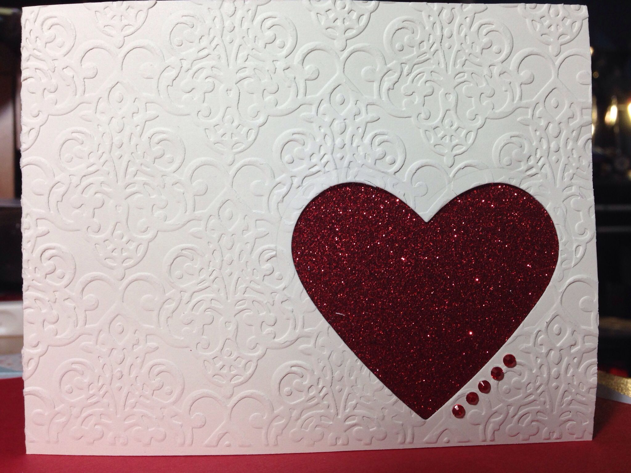 valentine's handmade card ideas