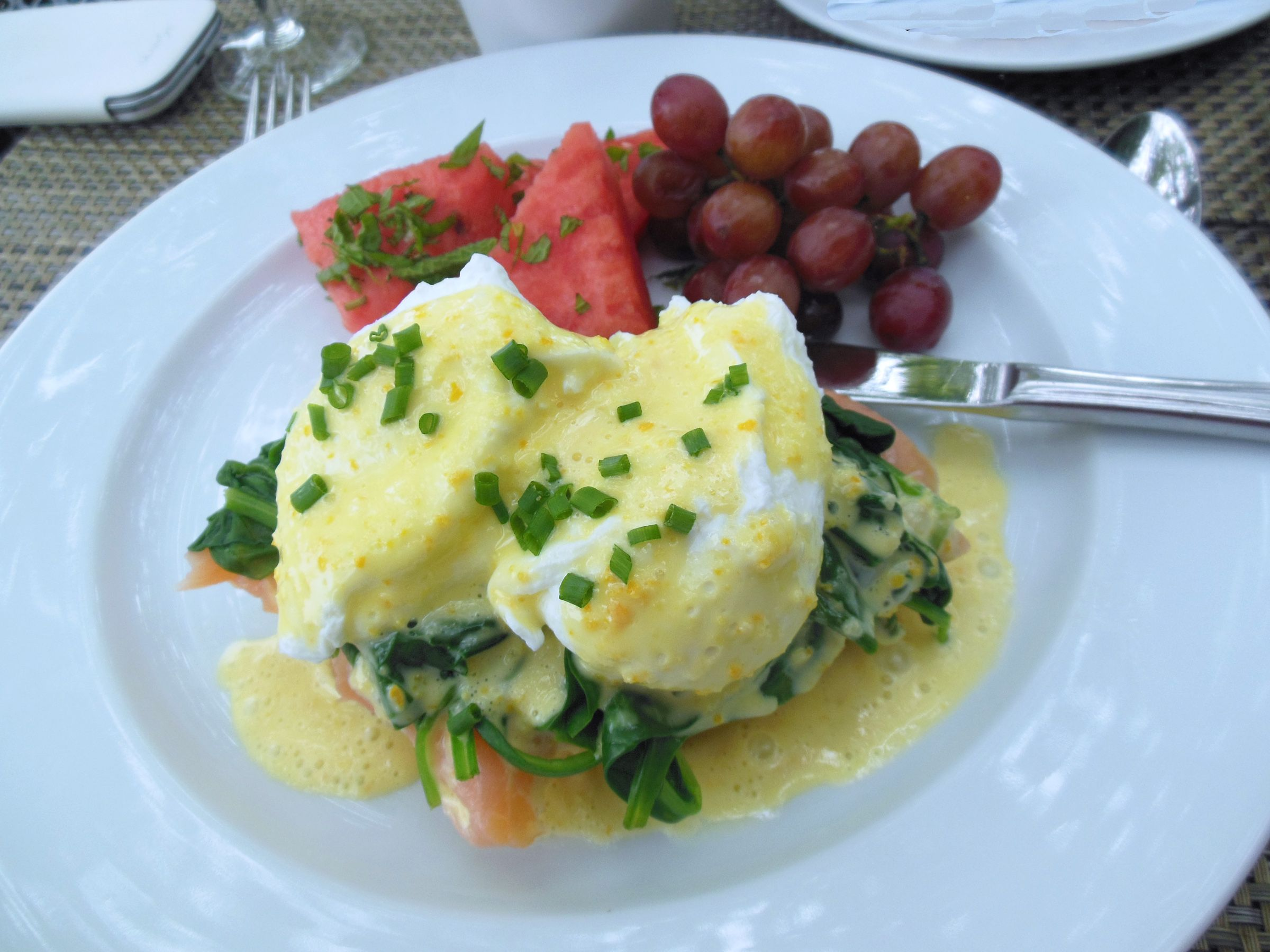 Pin by Fairfield County Foodie on Breakfast at Chateau de Vie, Calist ...