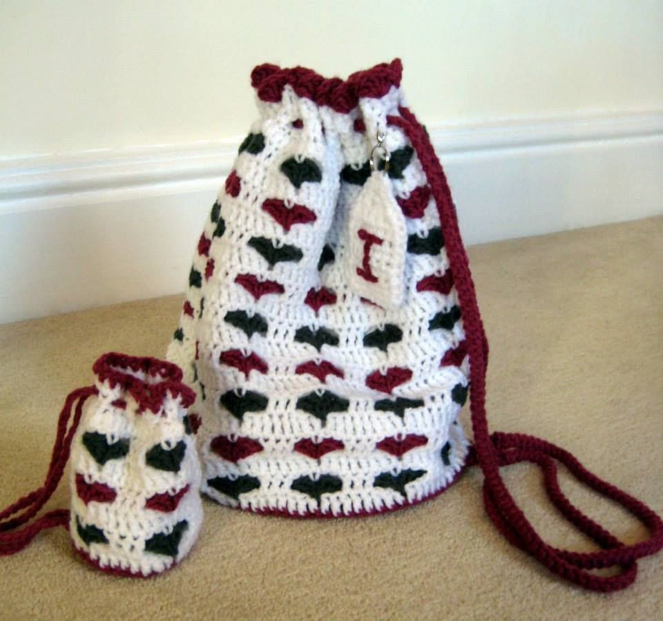 Crochet Bags Pinterest : crochet bag crochet Pinterest