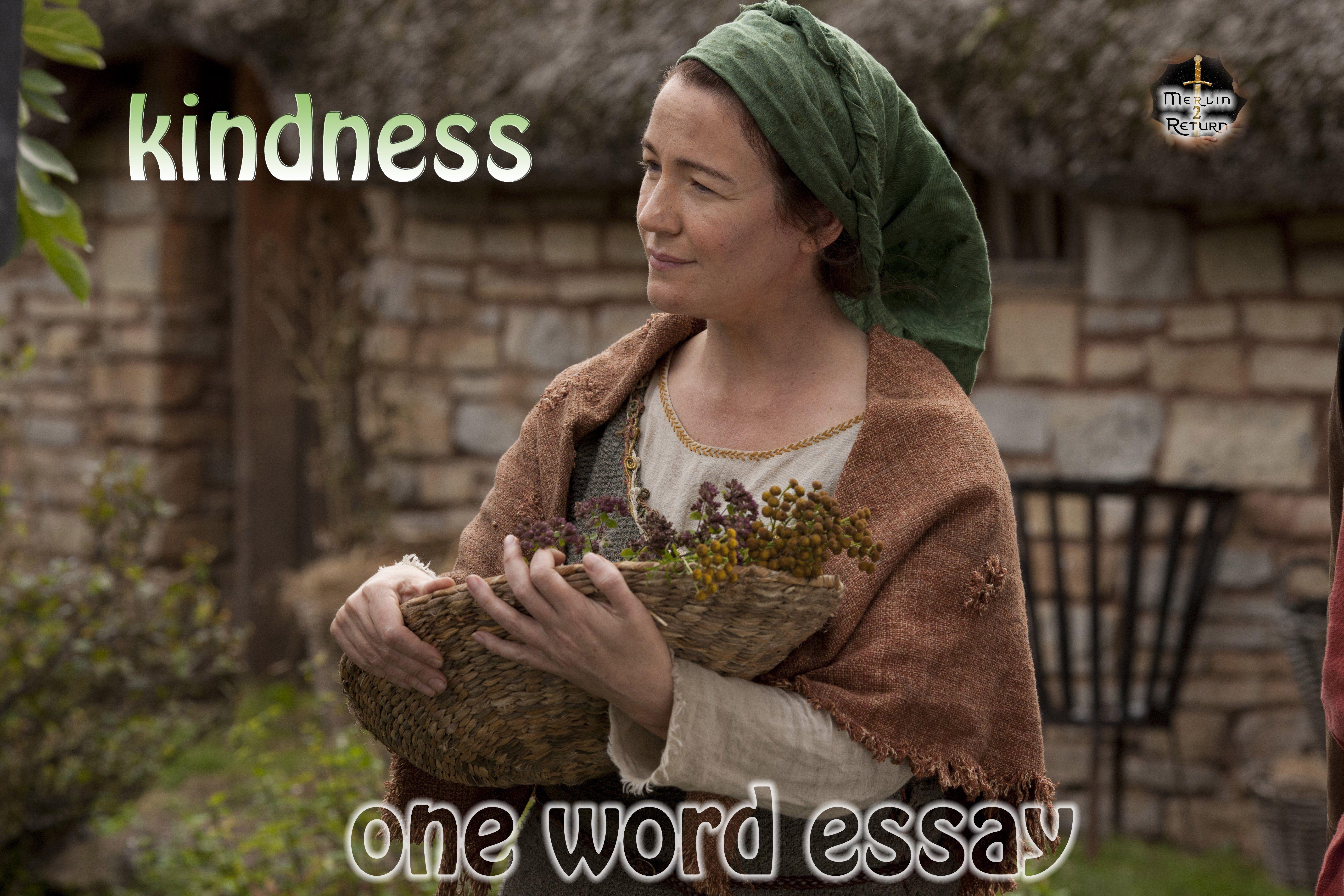 essay on loving kindness