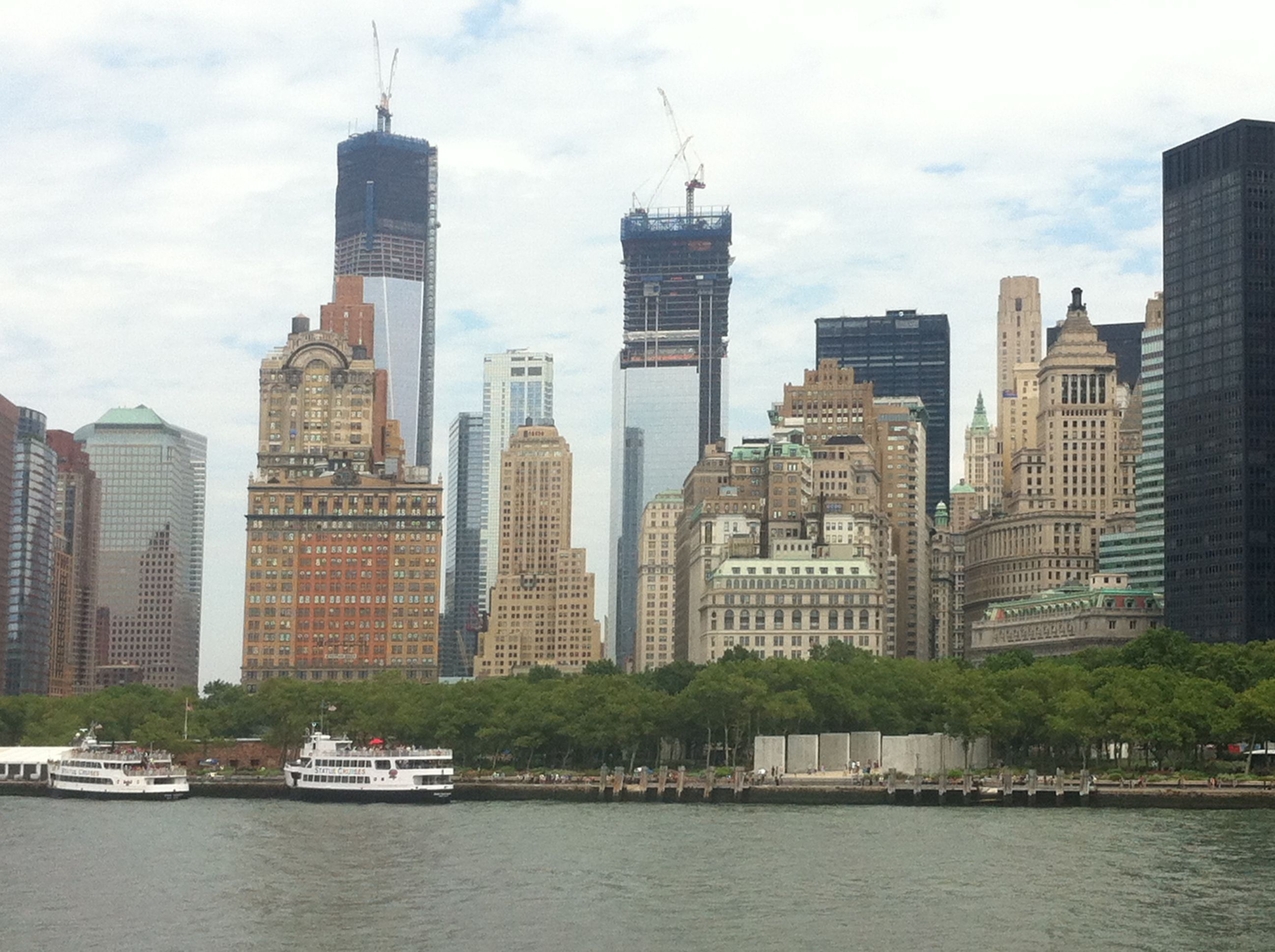 Lower manhattan attractions in downtown new york city for Attractions new york city