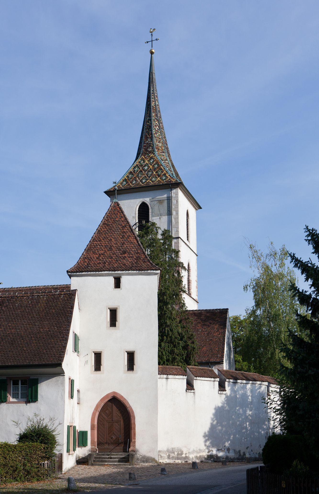 Muttenz Switzerland  city photo : Muttenz | Churches and Chapels Switzerland 3 A | Pinterest