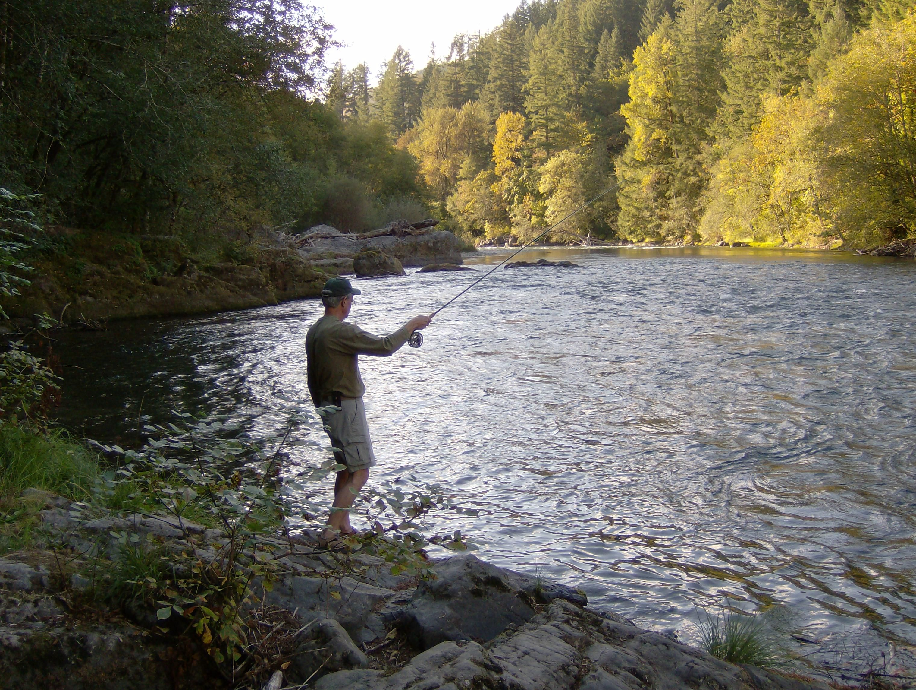 mckenzie river fishing camping pinterest