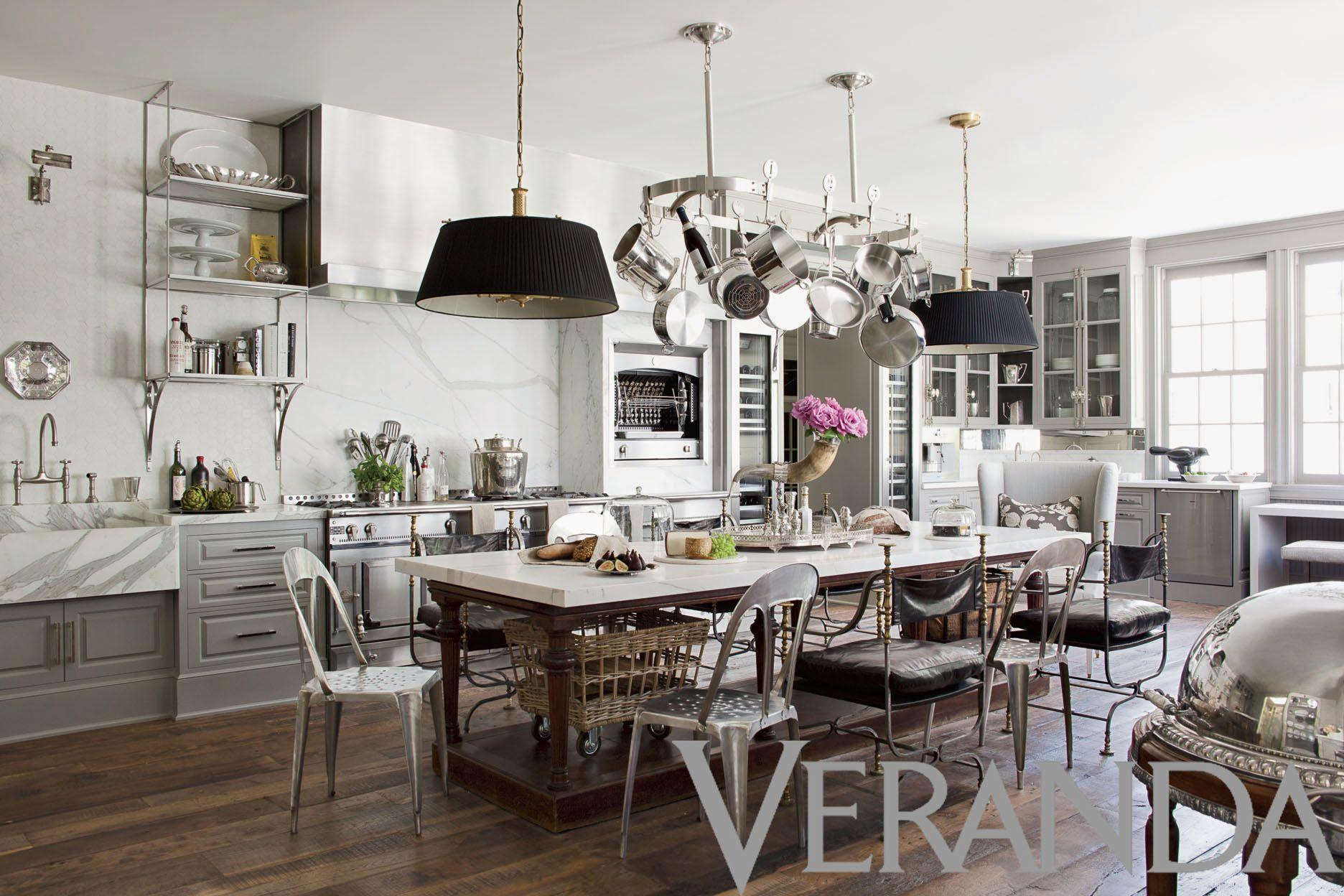 Pin By Veranda Magazine On Kitchens In Veranda Pinterest