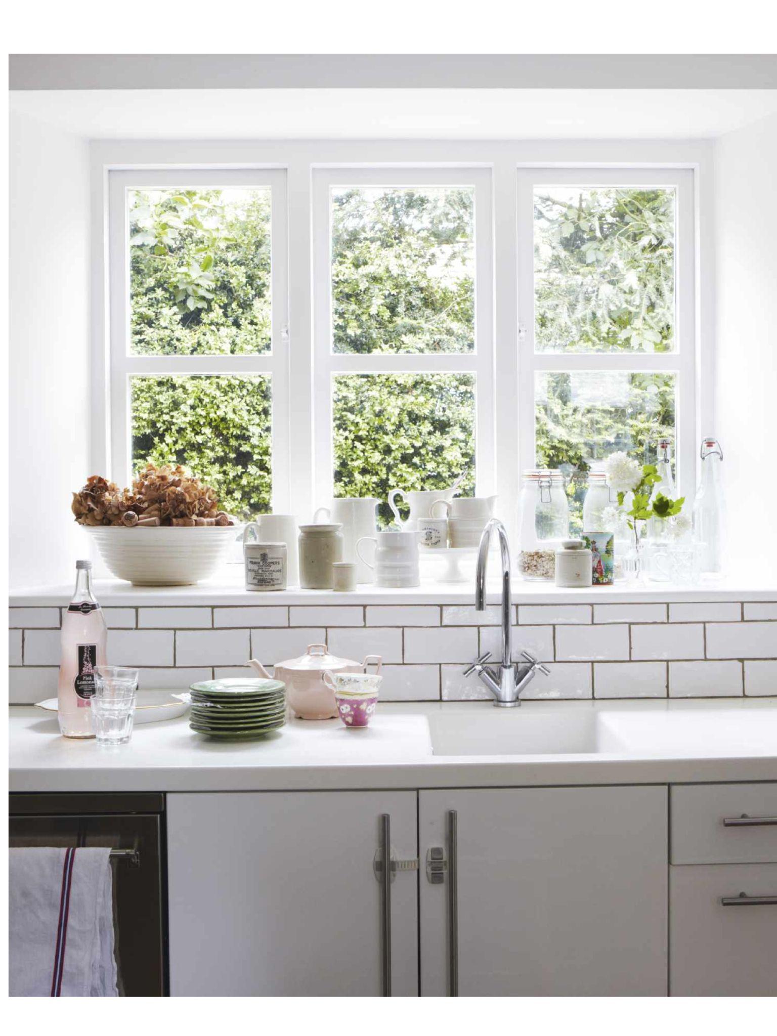 Kitchen sink window crowdbuild for for Window kitchen