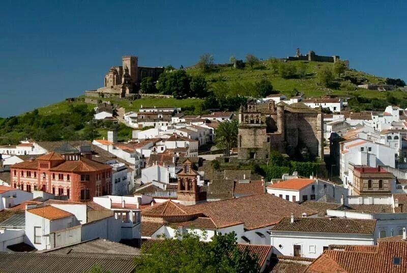 Aracena Spain  city photos : Aracena Huelva Spain | HUELVA Y SUS RINCONES | Pinterest
