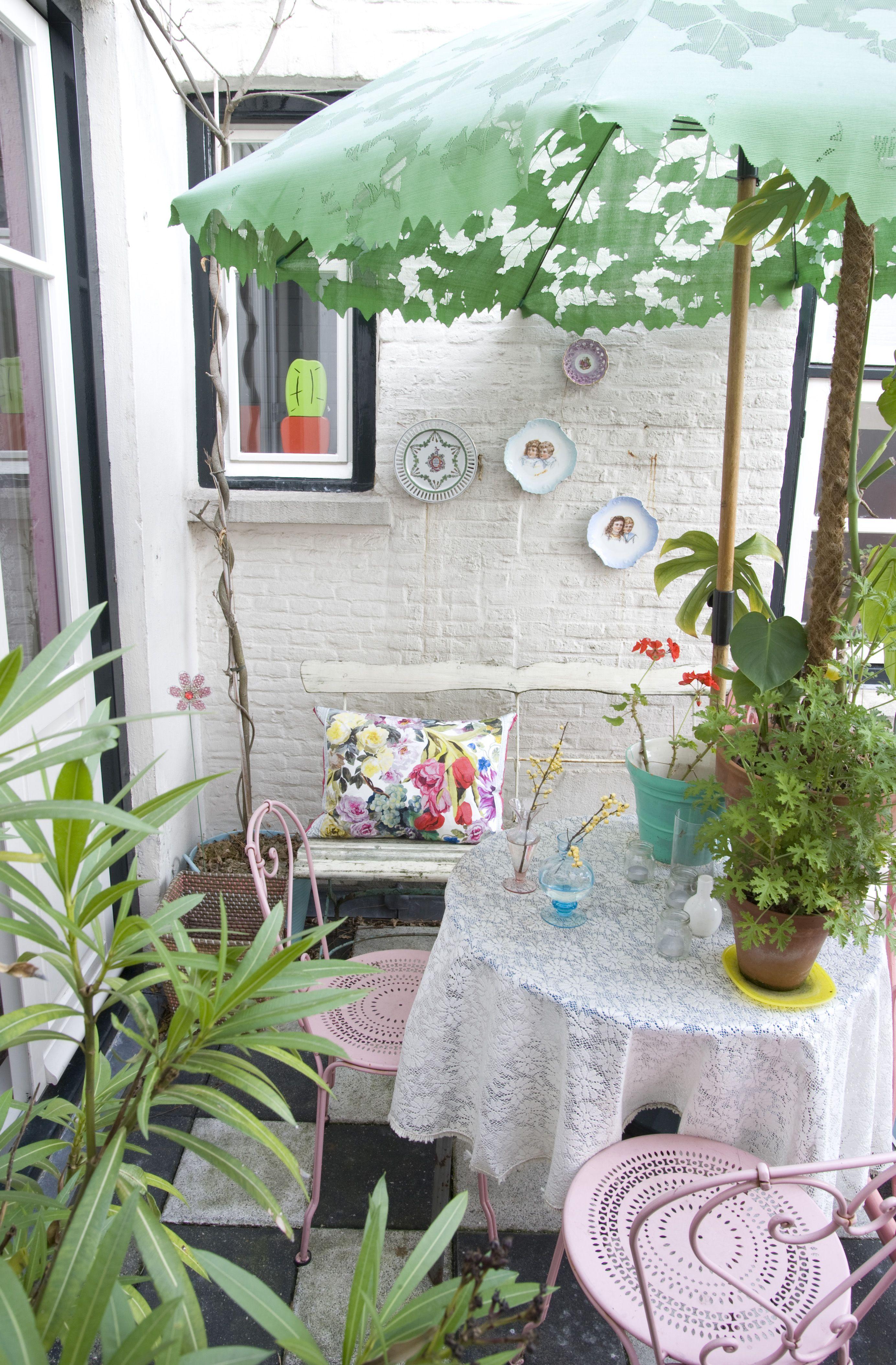 Sombrilla para terraza terrazas balcones patios - Sombrillas de terraza ...