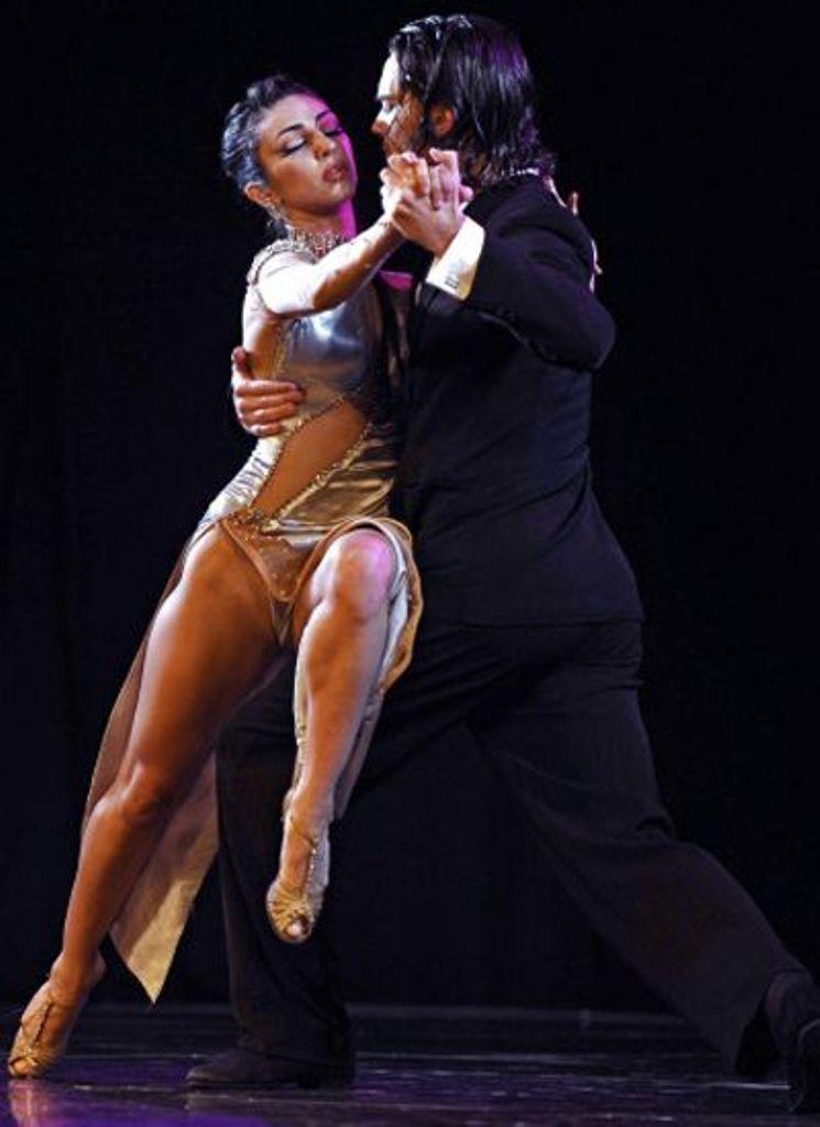 tango girl