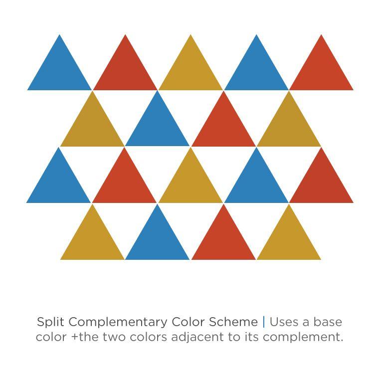 Split Complementary Color Scheme 28 Images Beginning