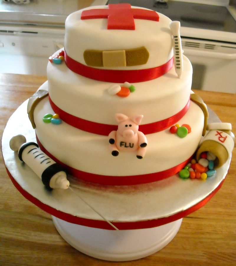 Medical cake Themed Sweets (Medical) Examples Pinterest