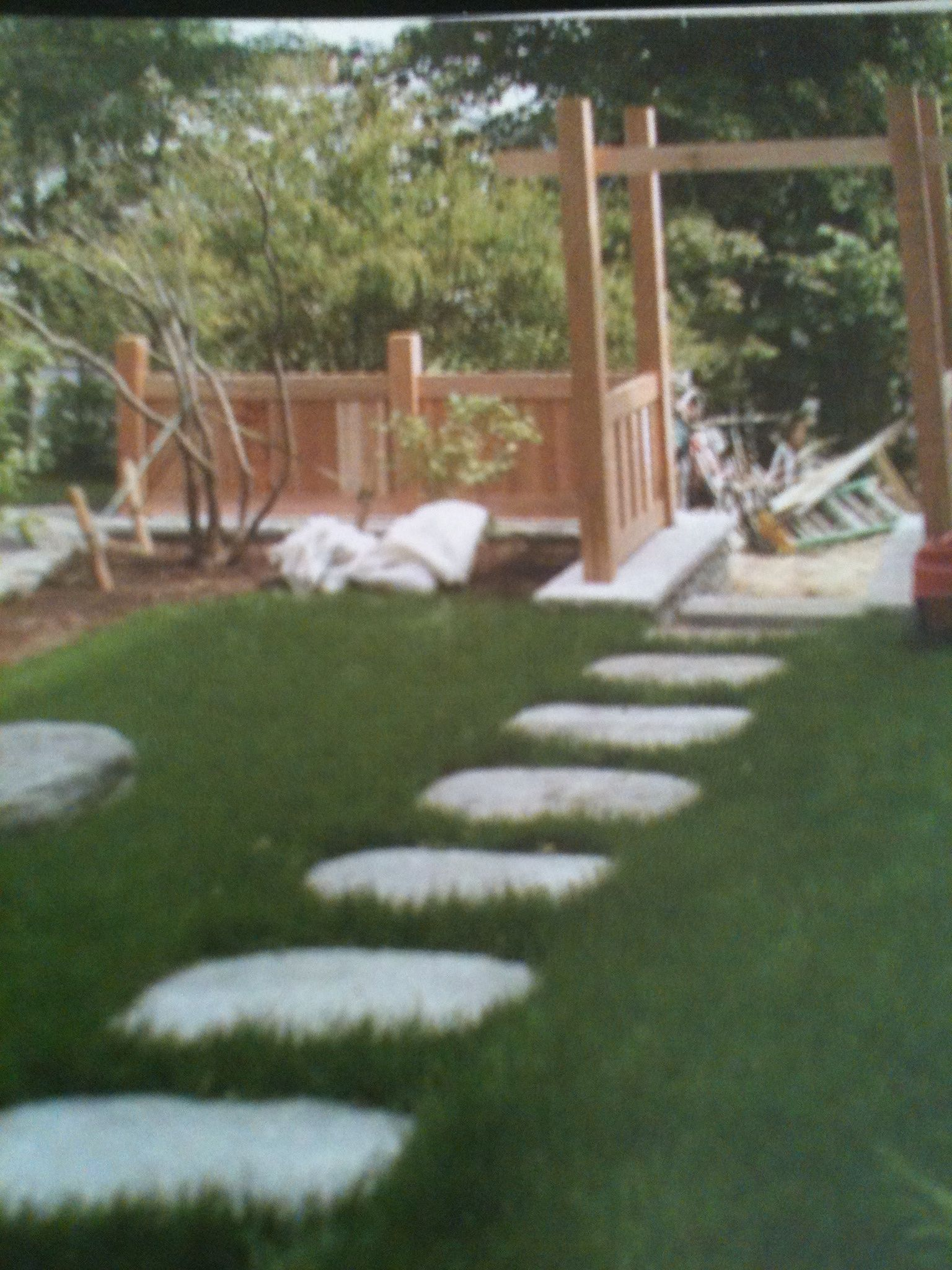 Hardscaping Dry Garden Landscaping Ideas : Hardscaping landscape ideas