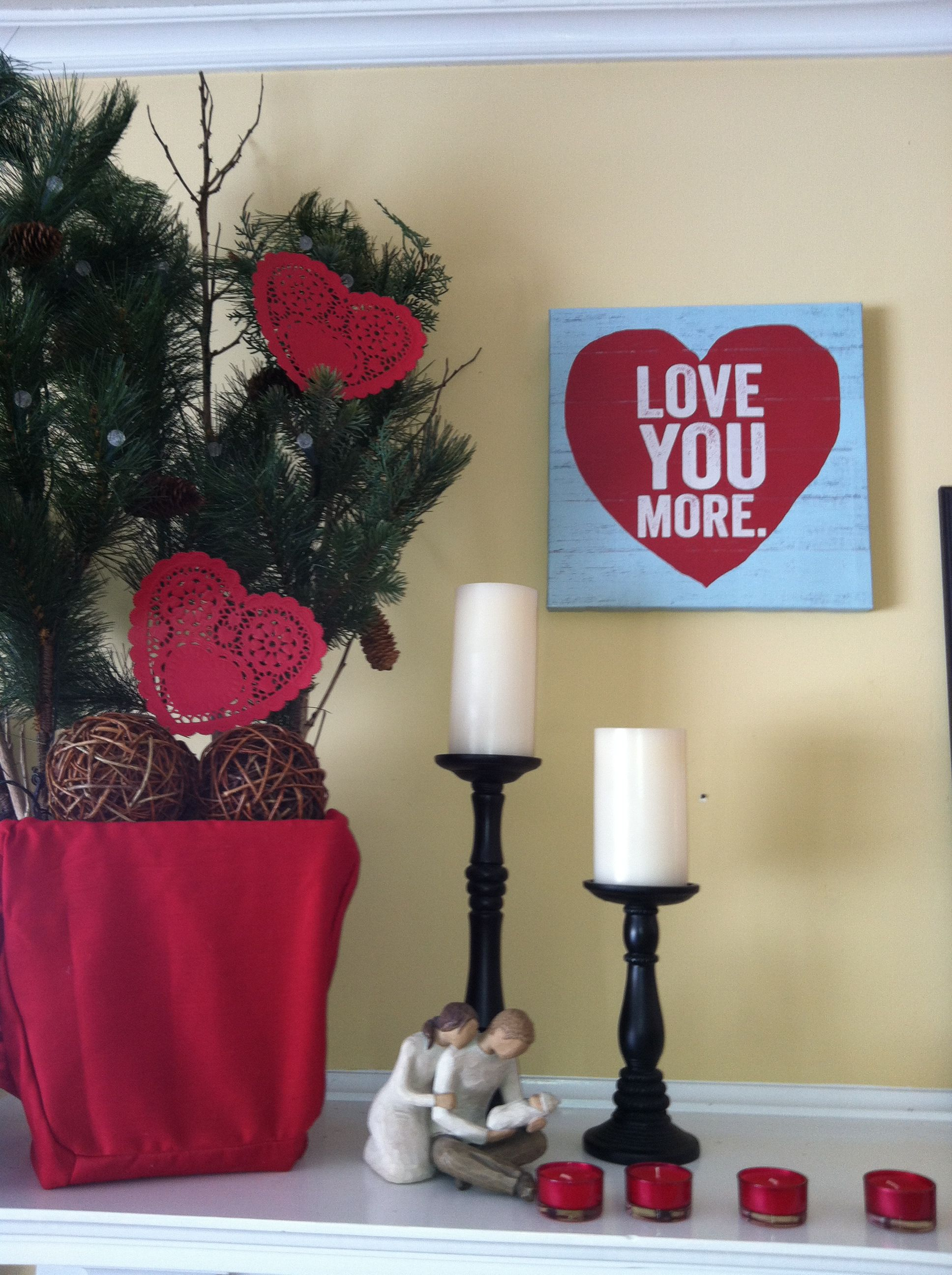 valentine day home decoration ideas