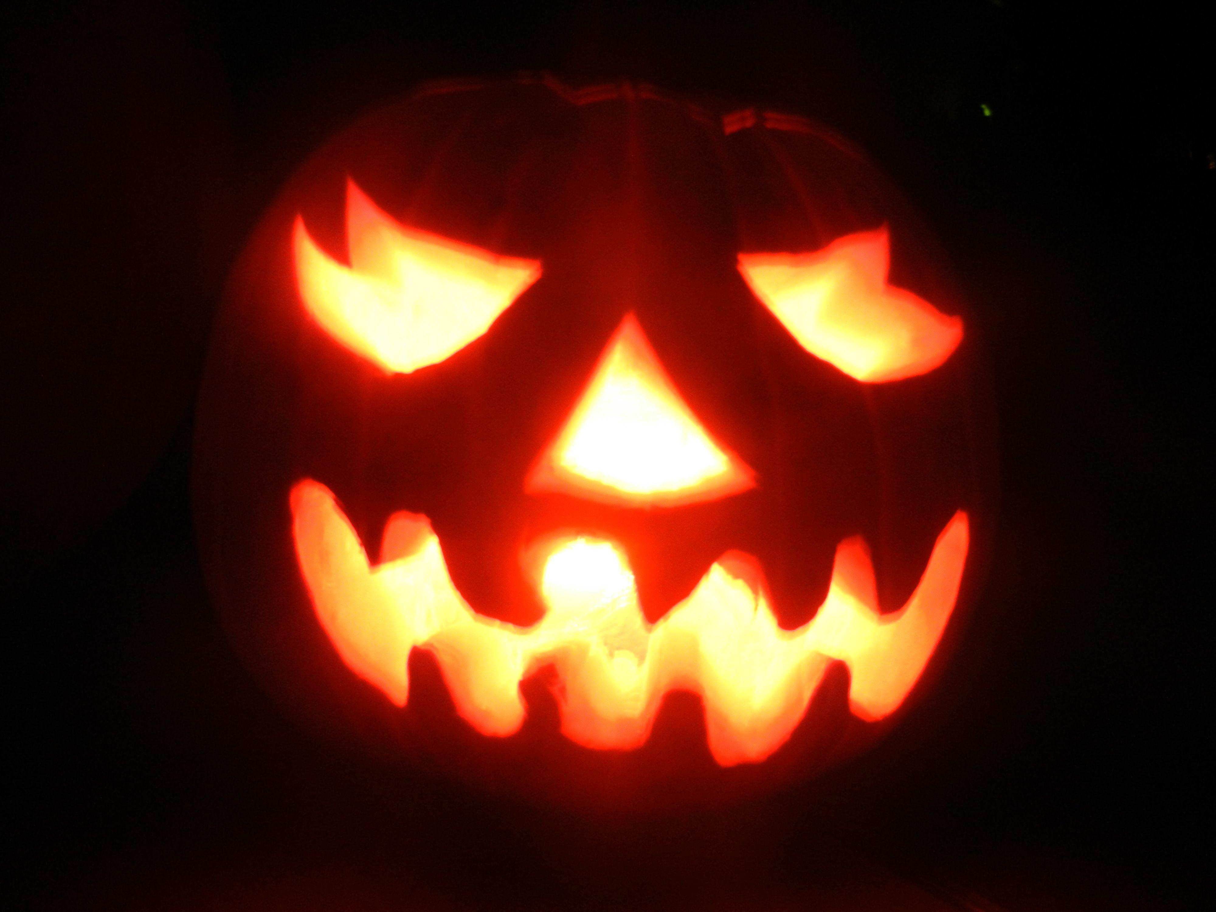 Mean Face | Halloween ...