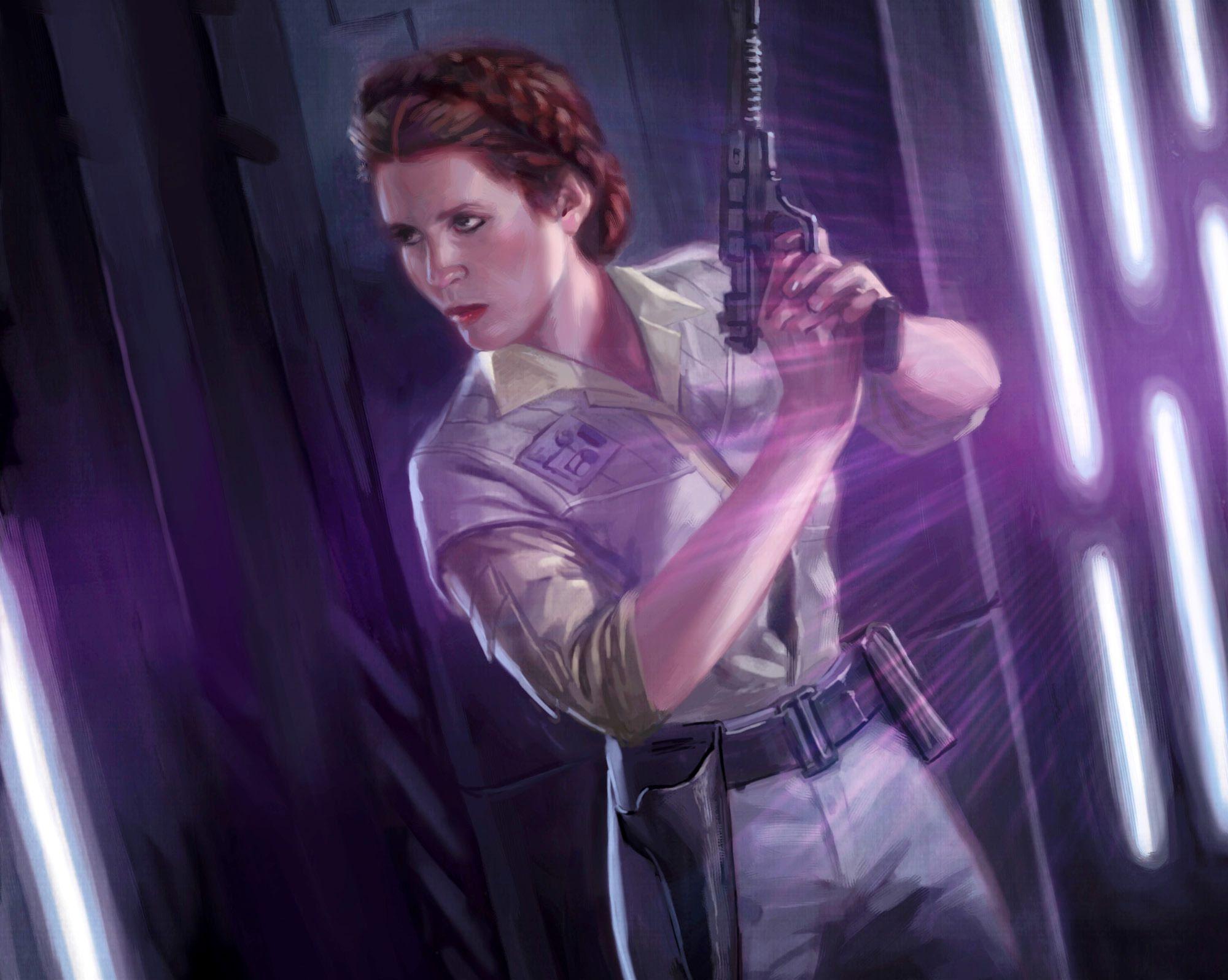 wiki Leia Organa Solo