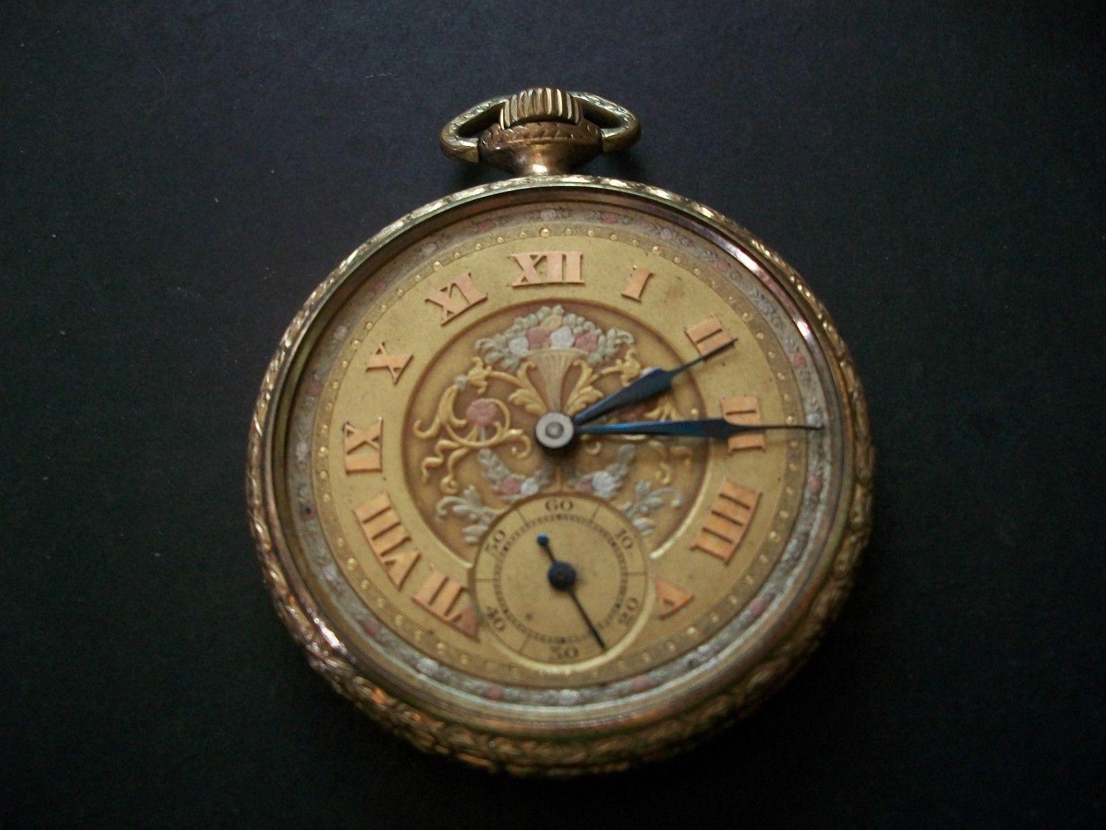 vintage bulova pocket nothin but time