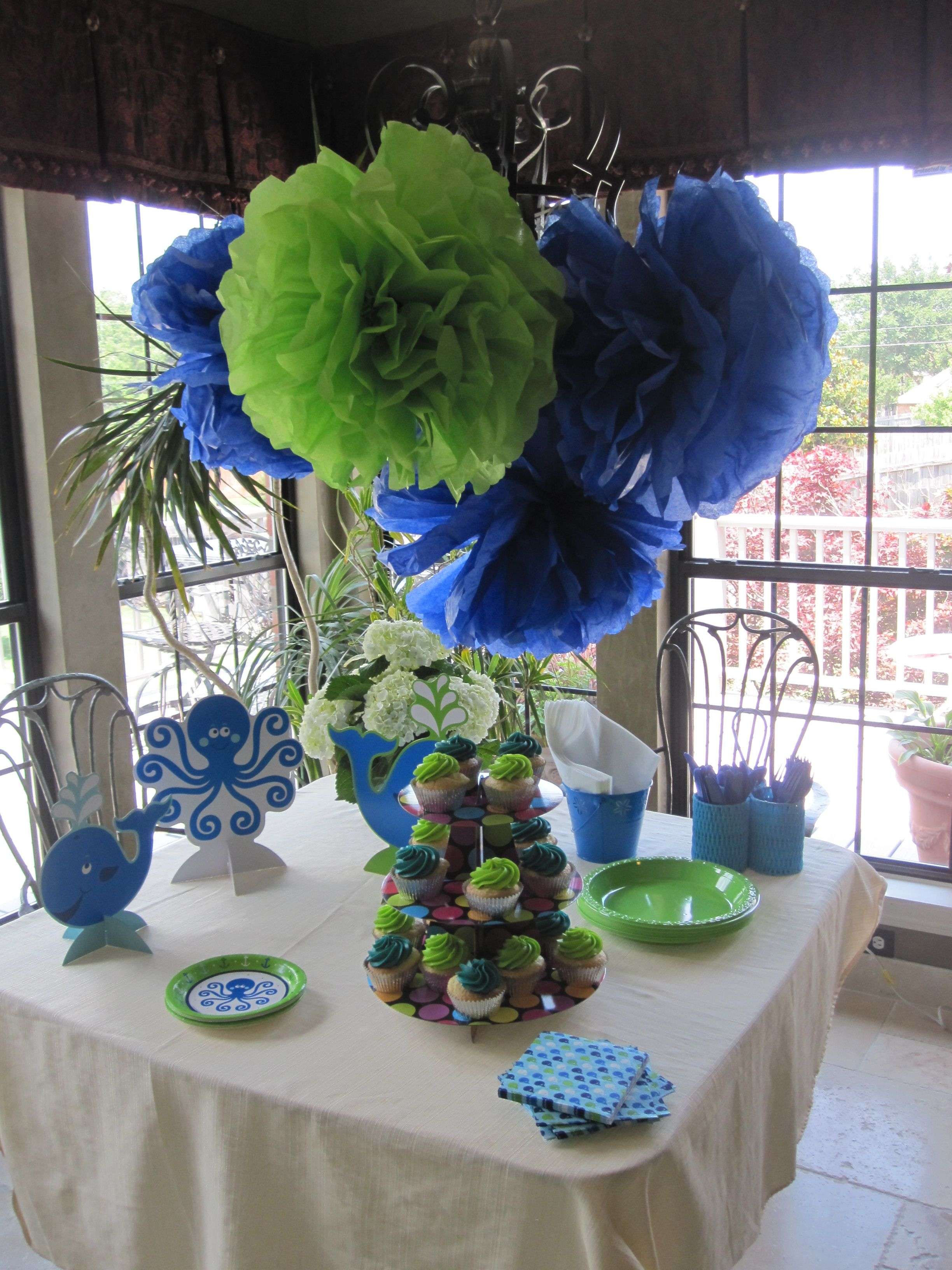 under the sea baby shower party ideas pinterest