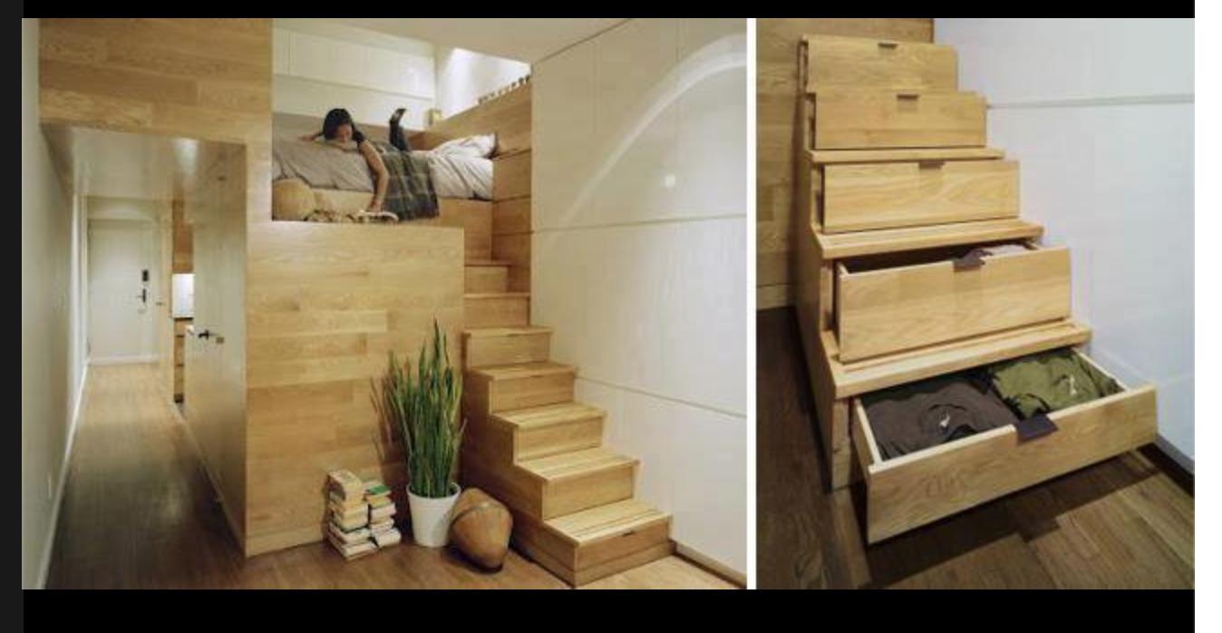 Tiny House Storage Solution Tiny House Pinterest