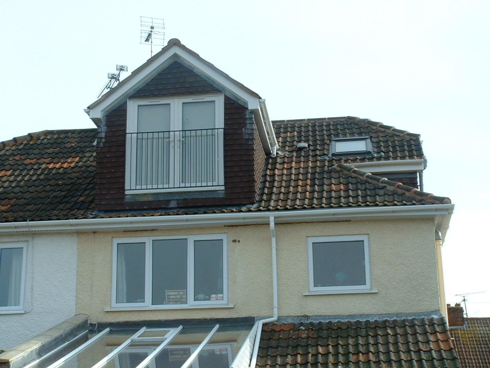 Pitched roof dormer by attic designs ltd attic pinterest for Home designs ltd