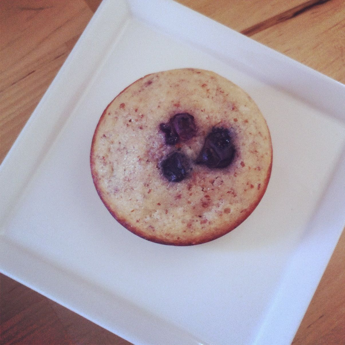 blueberry financier | baked by joolia | Pinterest