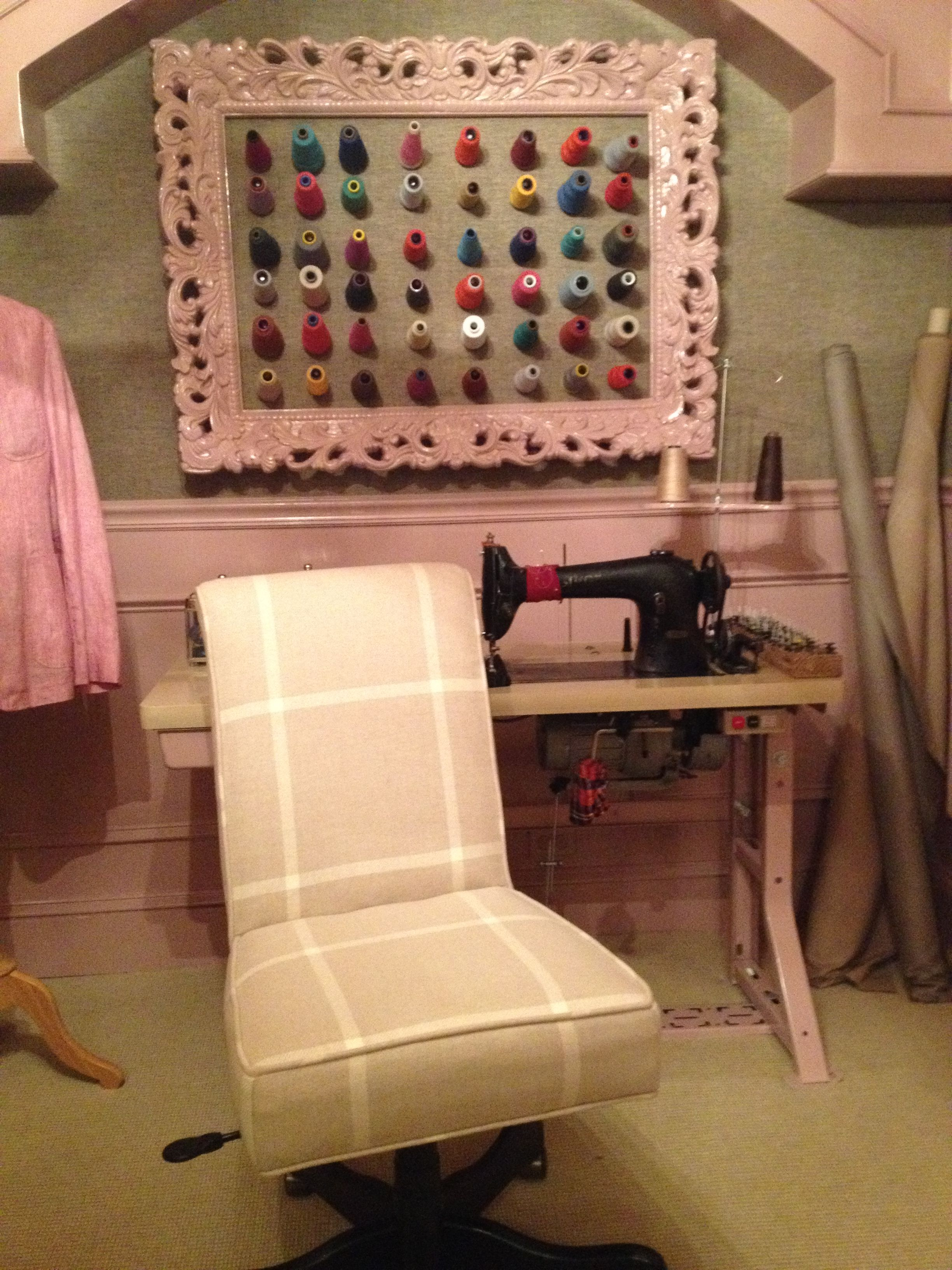 Sewing Room Craft Ideas Pinterest