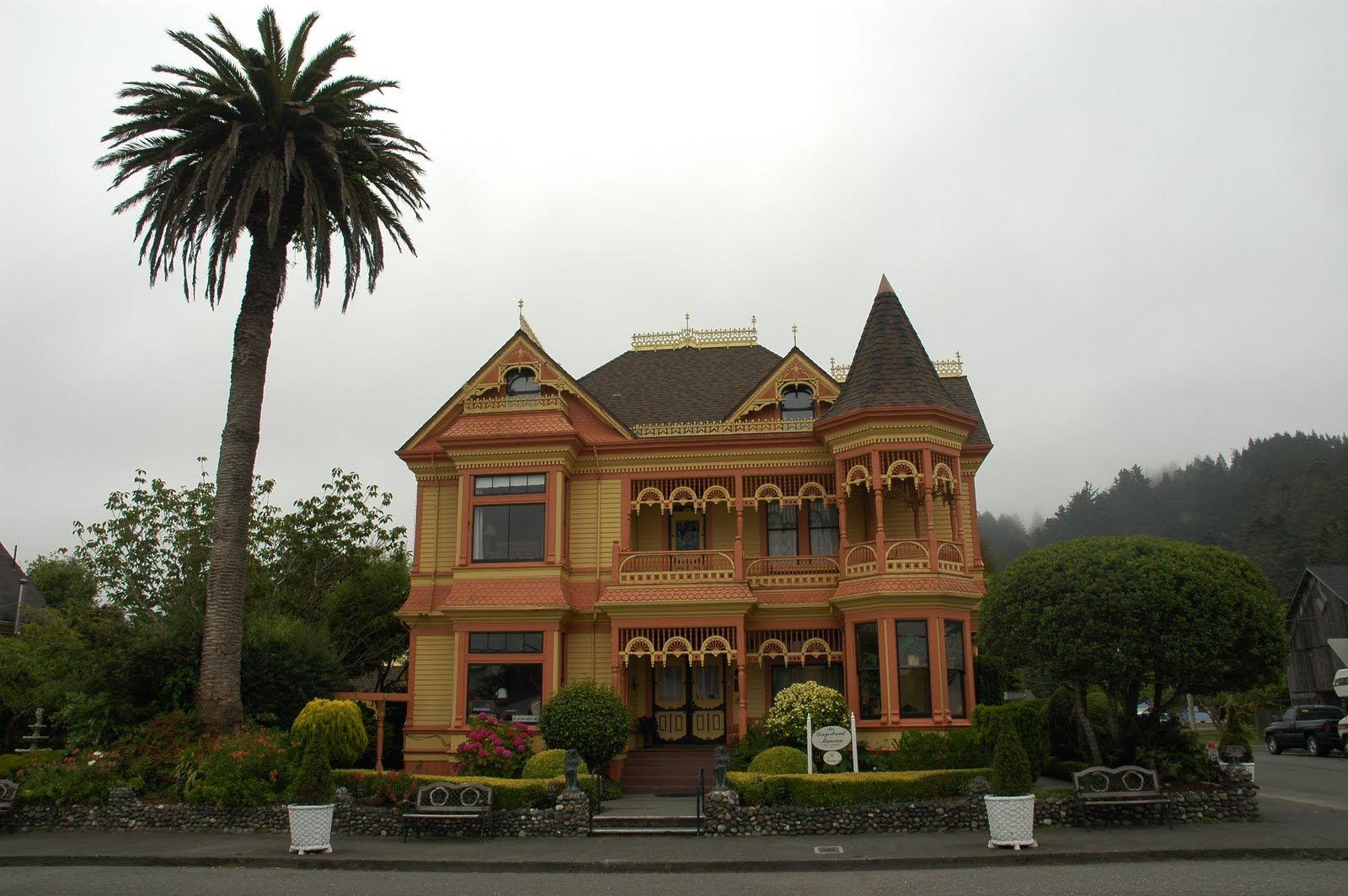 ... Mansion - Ferndale, CA | 50 States Bucket List ... Check