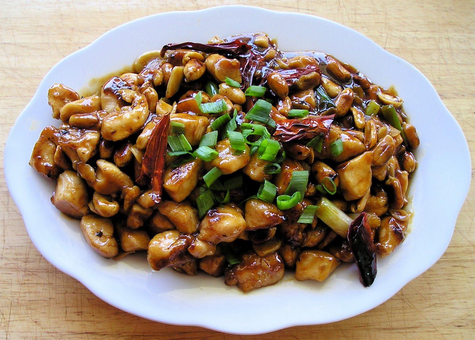 Kung Pao Chicken | Favorite Recipes | Pinterest