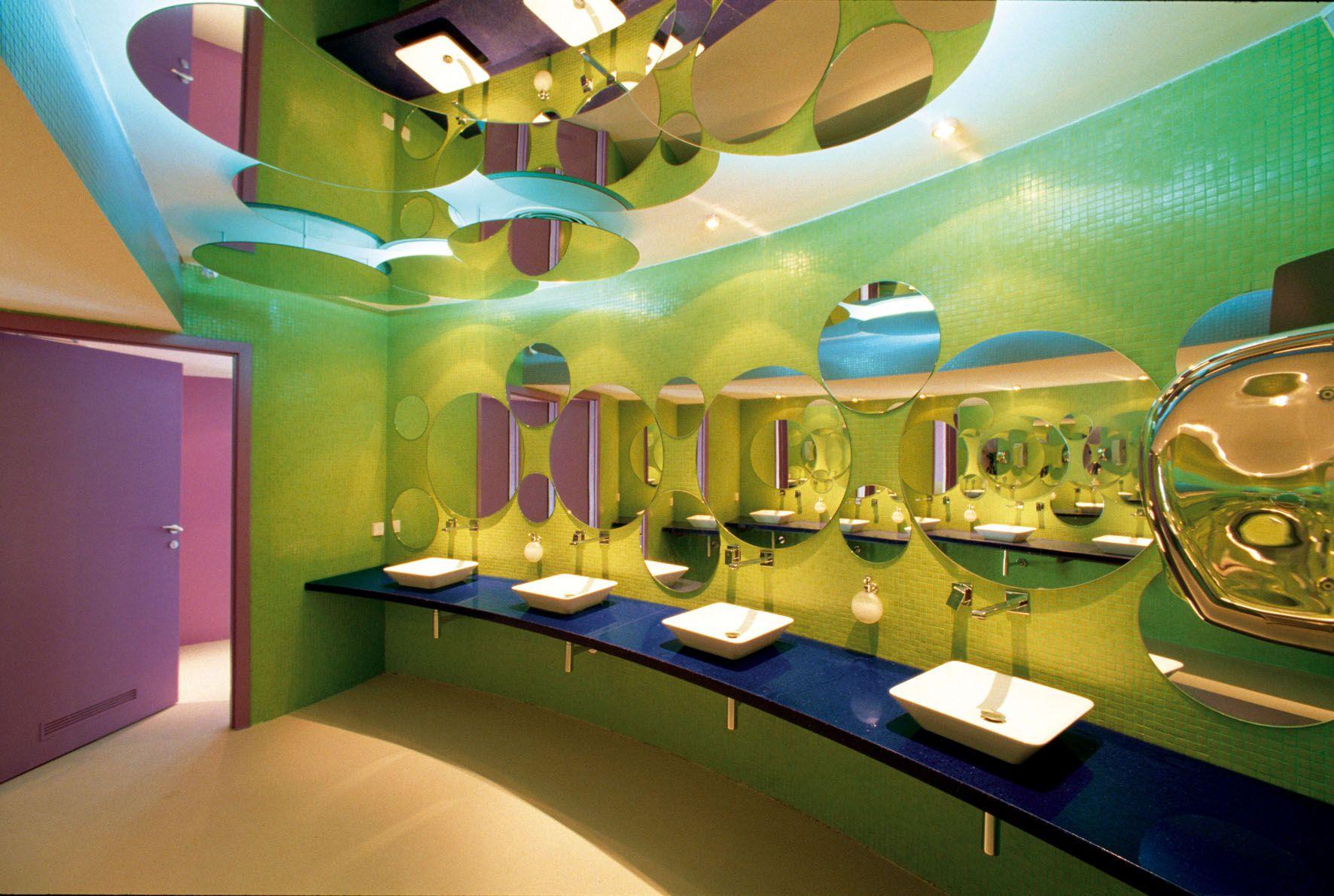 funky bathroom design ideas for the house
